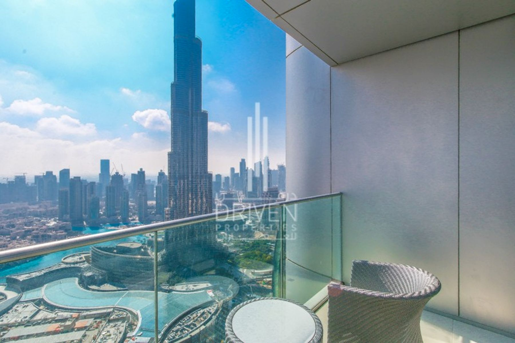 High Floor | 2BR Luxury Apt | Full Burj VIews