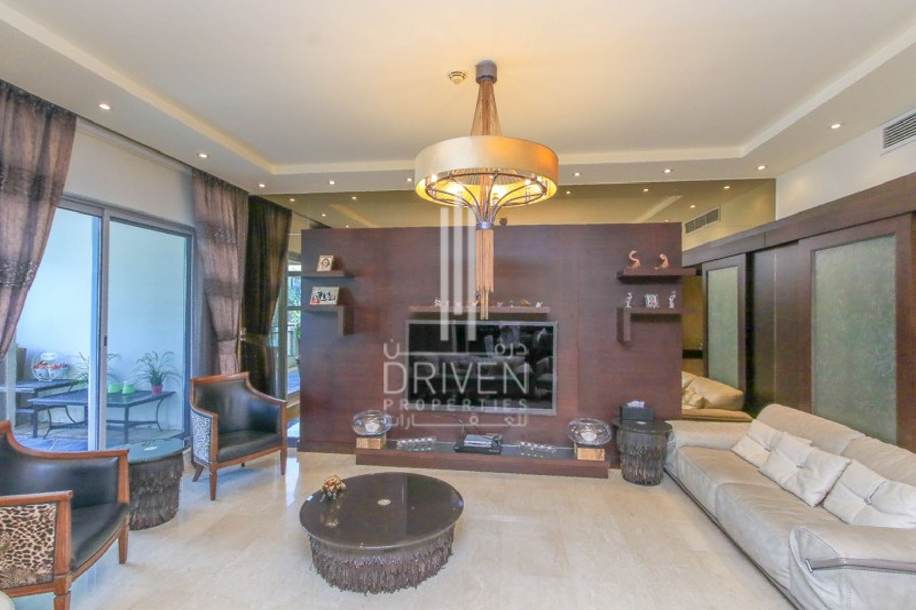 Fully Upgraded 4BR Villa|FUll Burj Views
