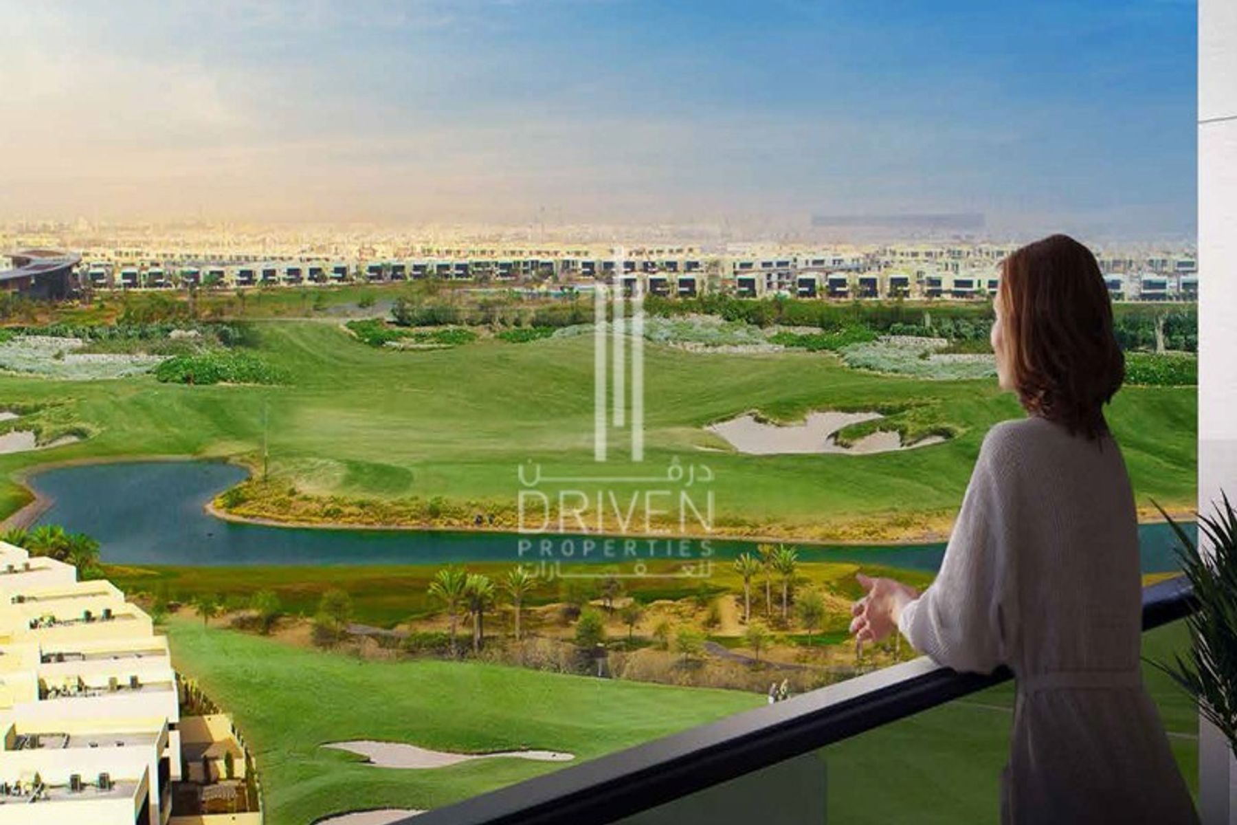 1 BR APT WITH STUNNING GOLF COURSE VIEWS