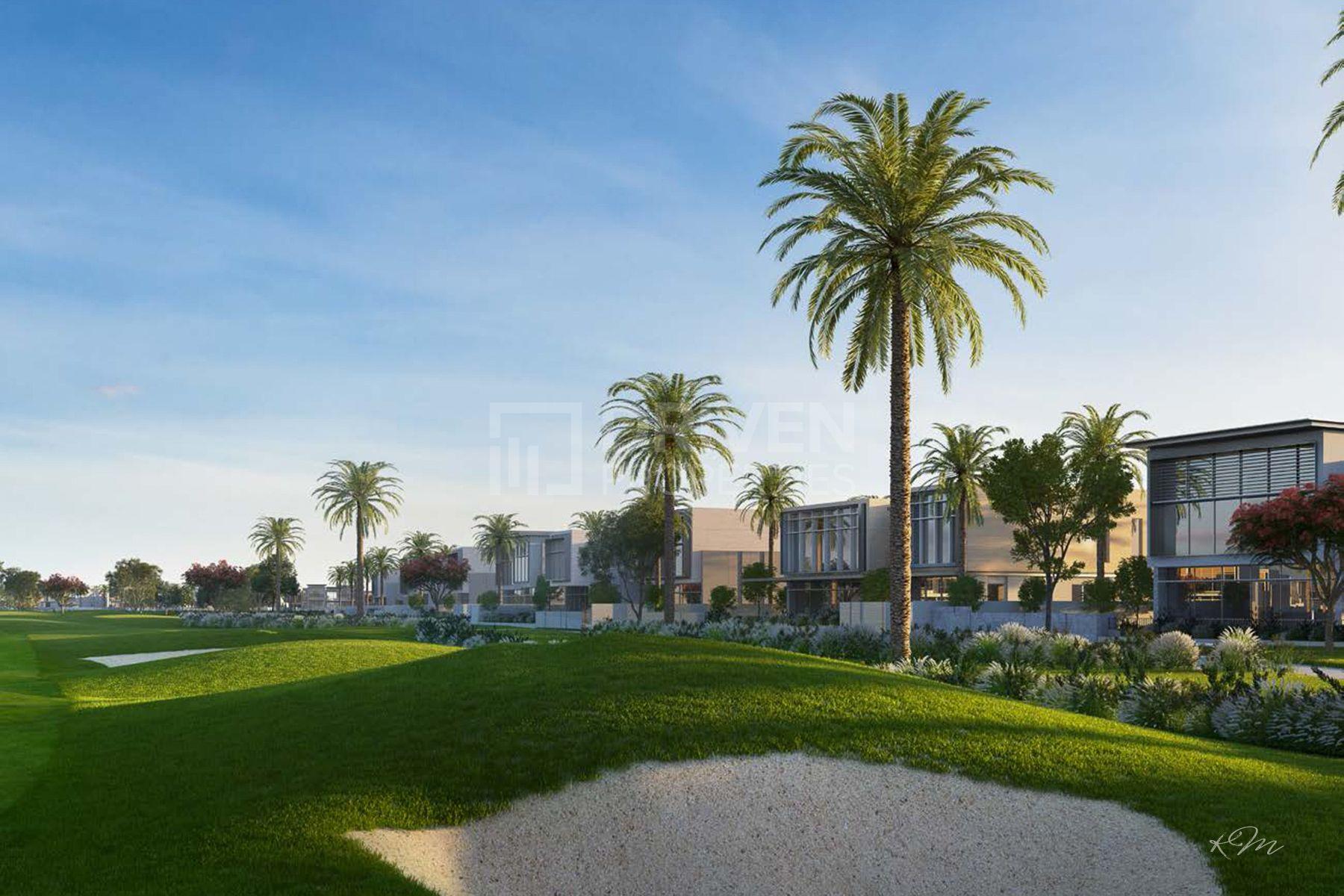 Villa for Sale in Golf Place - Dubai Hills Estate