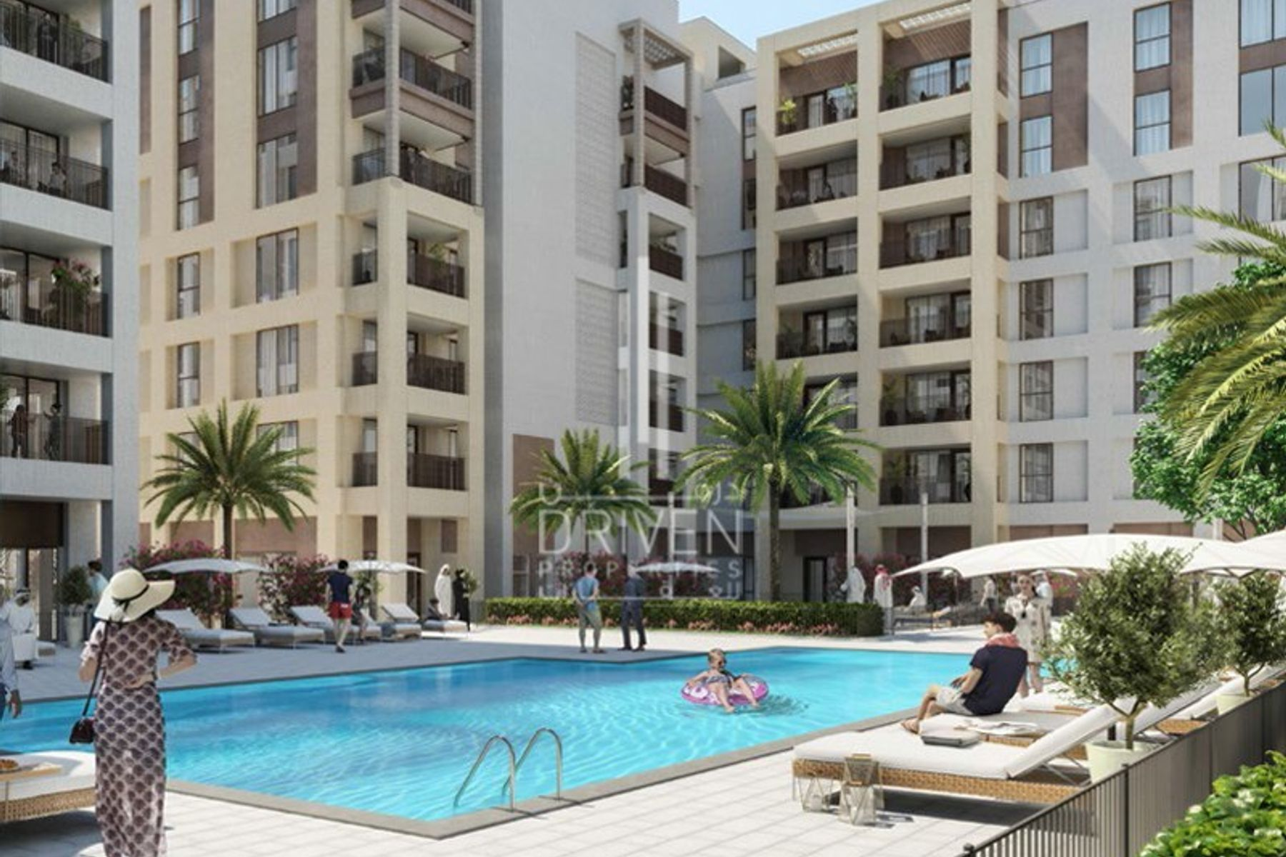 Apartment for Sale in Surf, Dubai Creek Harbour