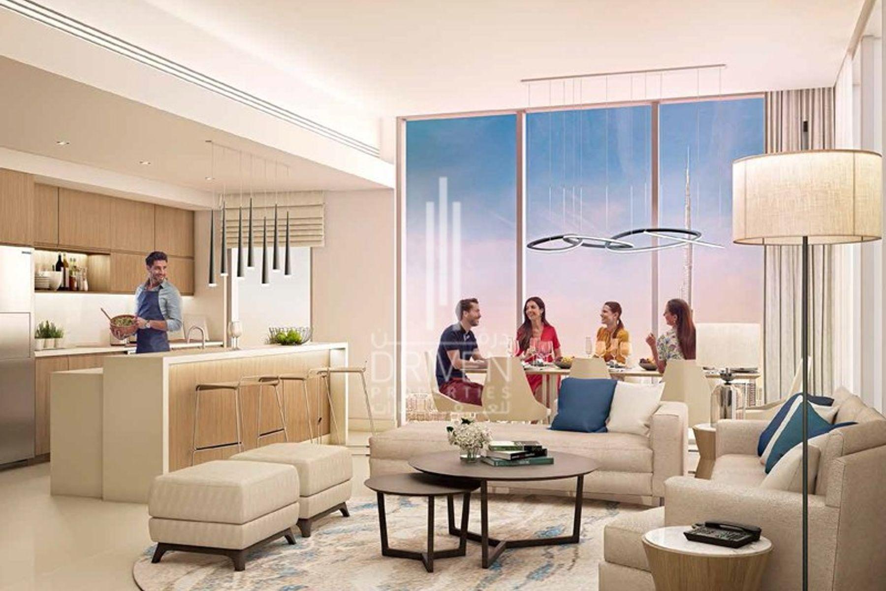 Apartment for Sale in Marasi Riverside - Business Bay
