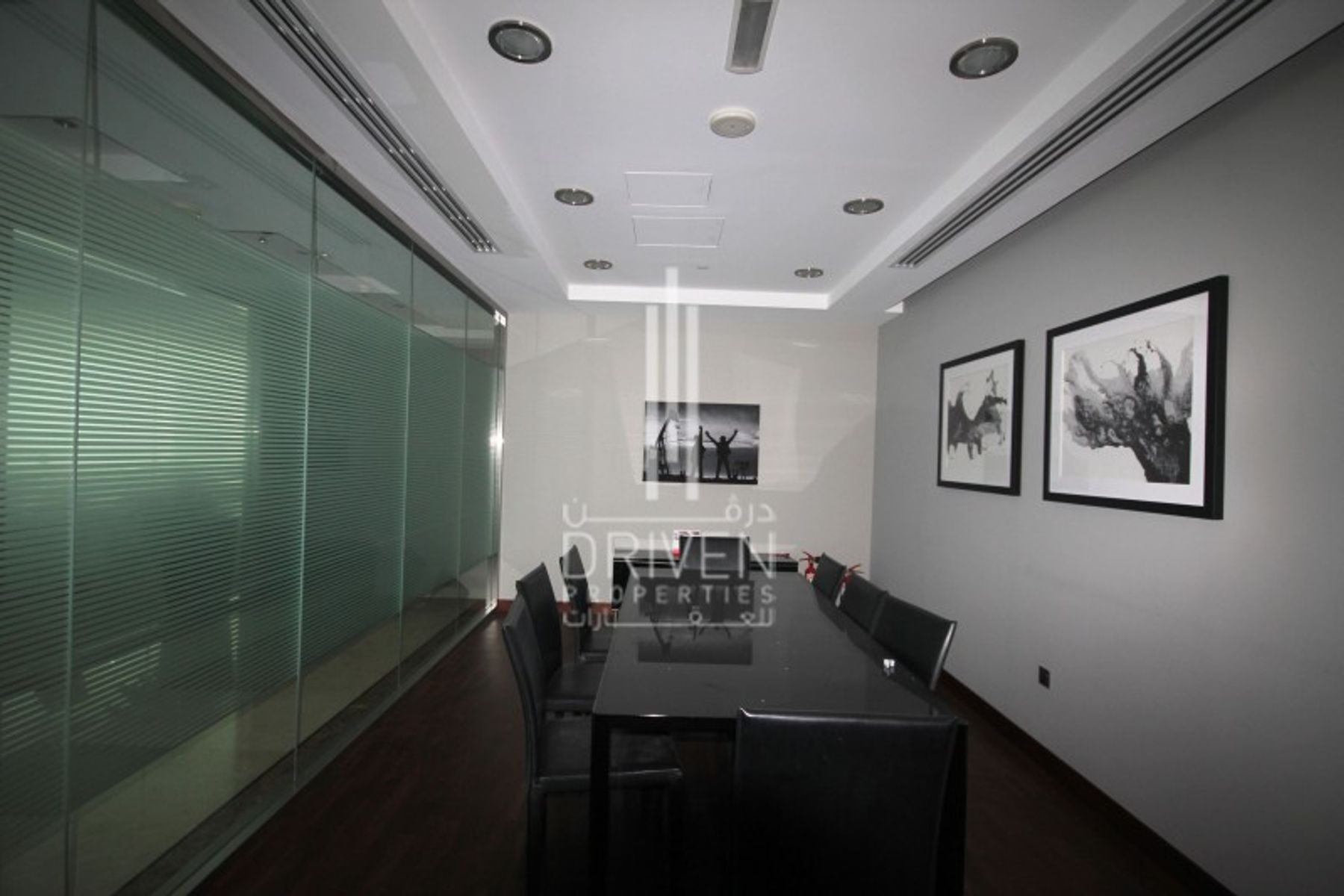 High end fitted l Full FLoor Office l JLT