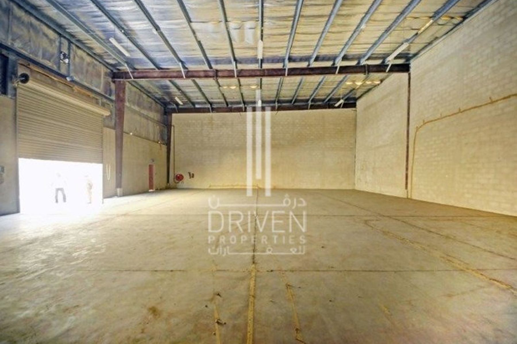 1600KW POWER | VACANT SPACIOUS WAREHOUSE