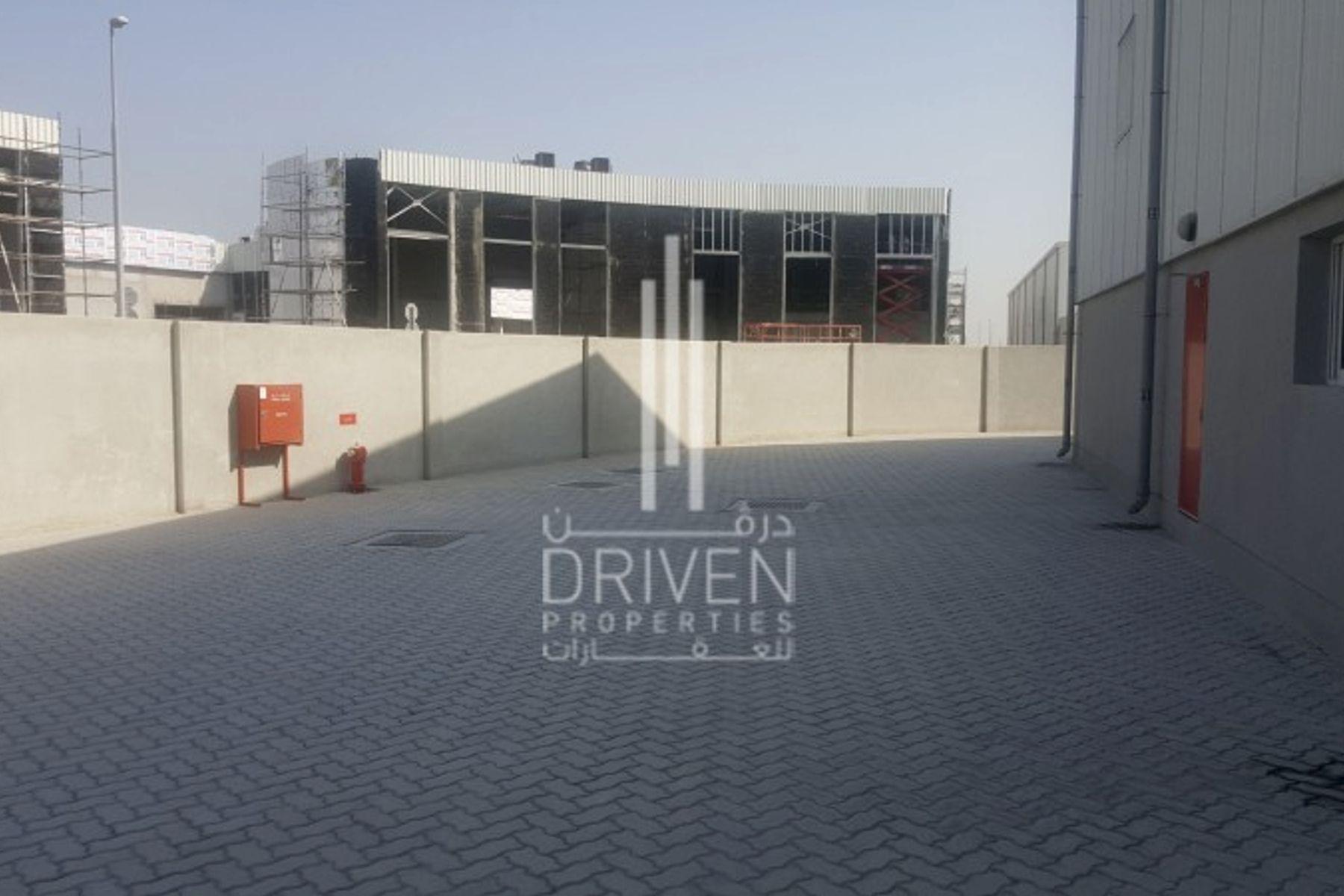 Warehouse for Rent in Al Khail Gate - Al Quoz