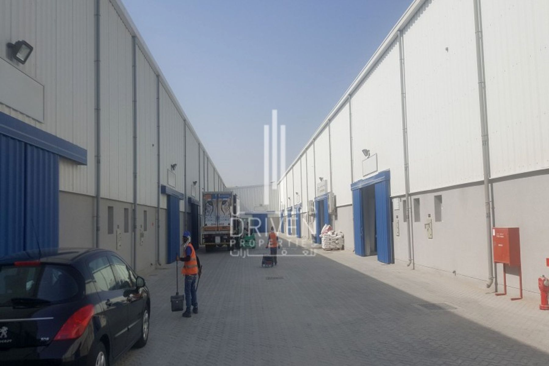 Brand New Commercial Warehouse | Al Qouz