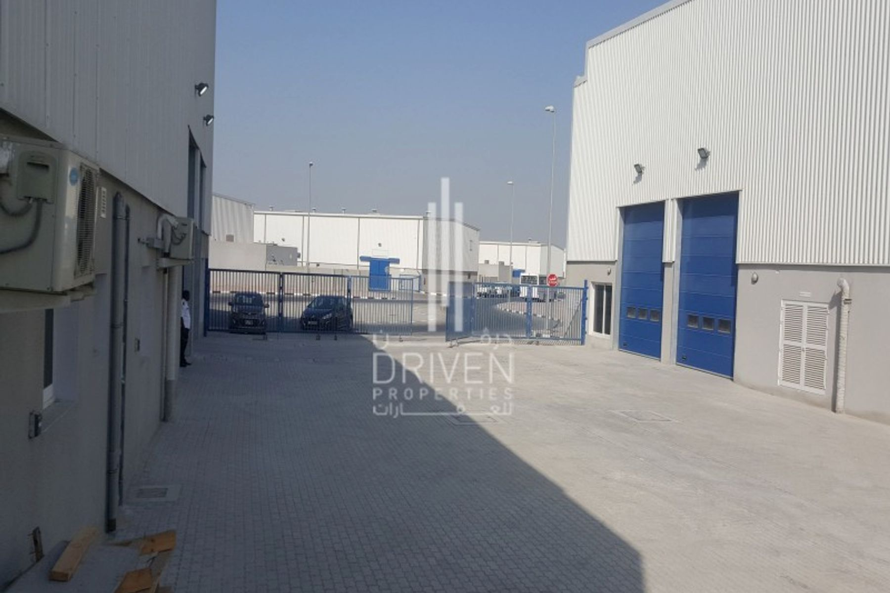 Huge Warehouse in Al Qouz l 19KW Capacity