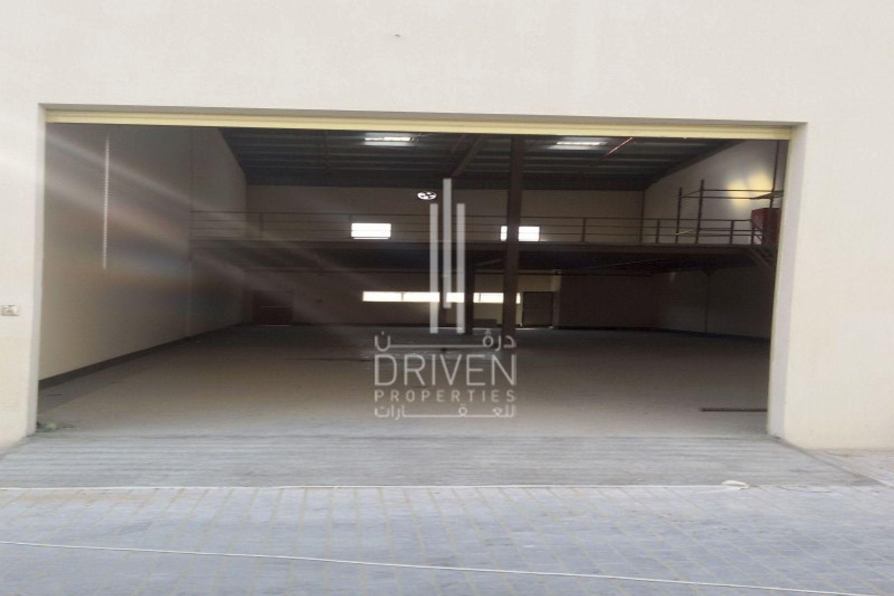 للايجار - مستودع - المرحلة 2 - مجمع دبي للإستثمار