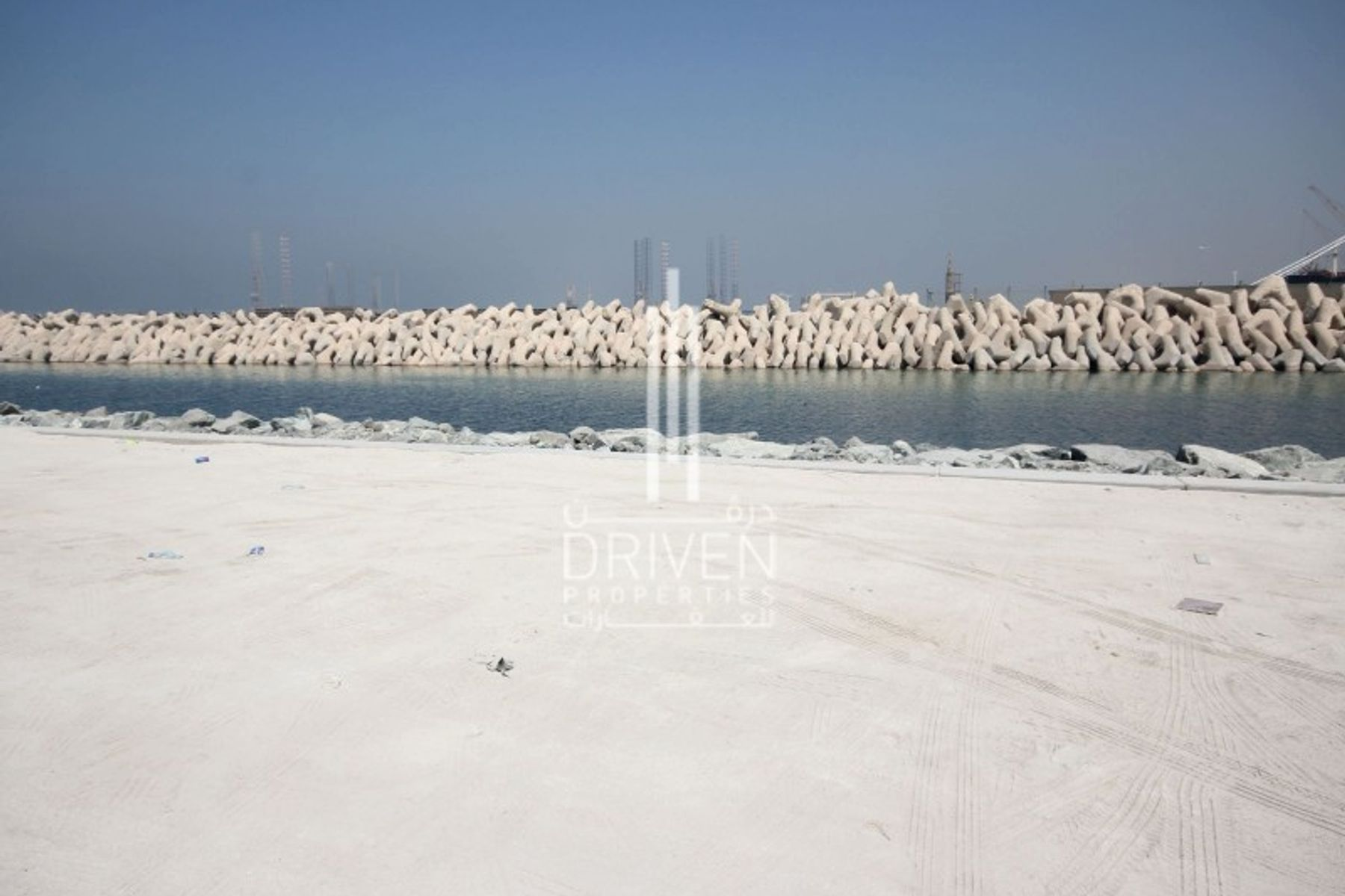 Land Commercial for Sale in Nikki Beach Resort and Spa Dubai - Jumeirah
