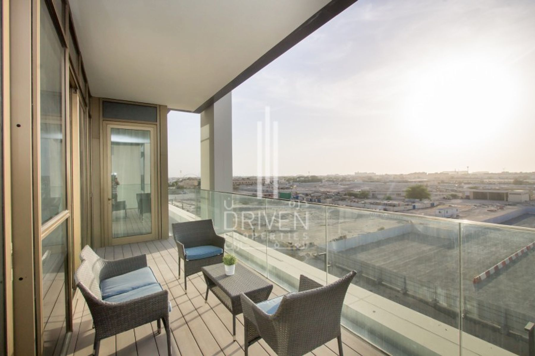 Stunning 3BR+Maids| High floor| Great View
