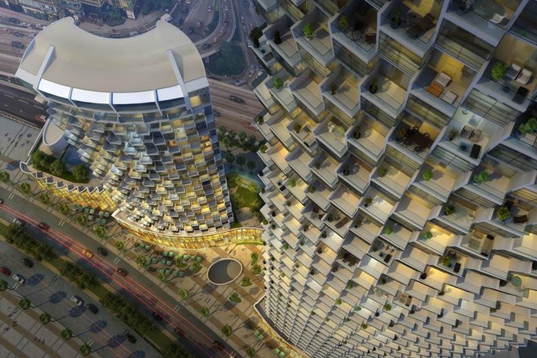للبيع - شقة - برج فيستا - دبي وسط المدينة
