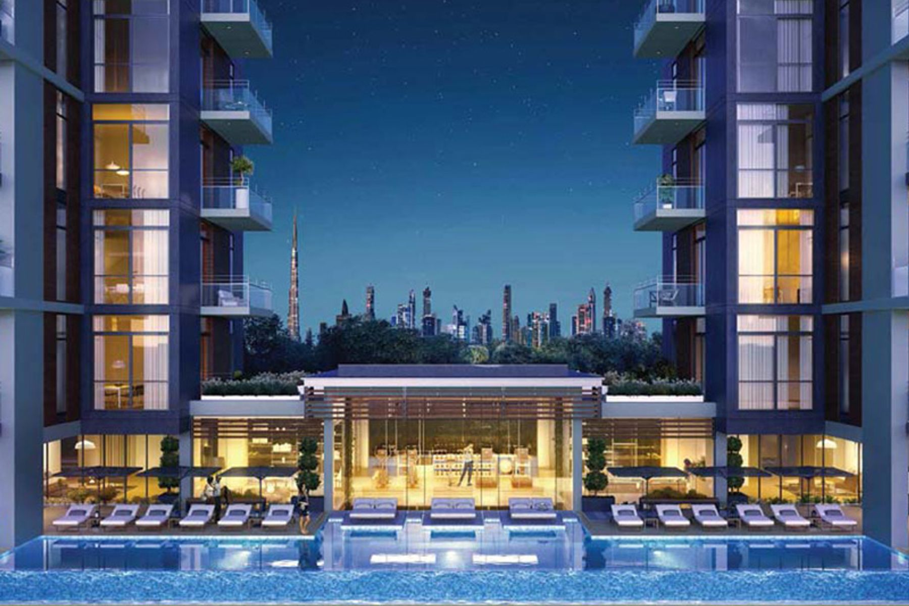 Apartment for Sale in Wilton Park Residences - Mohammed Bin Rashid City