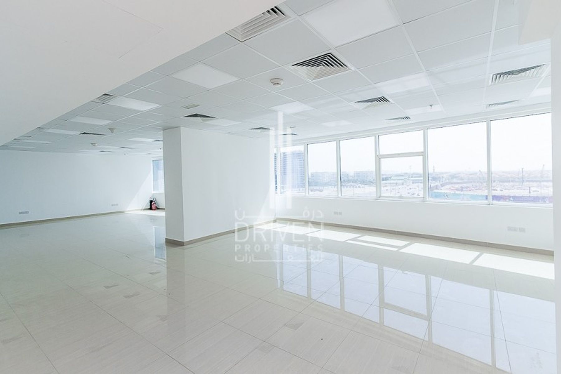 Excellent layout spacious office space l JLT