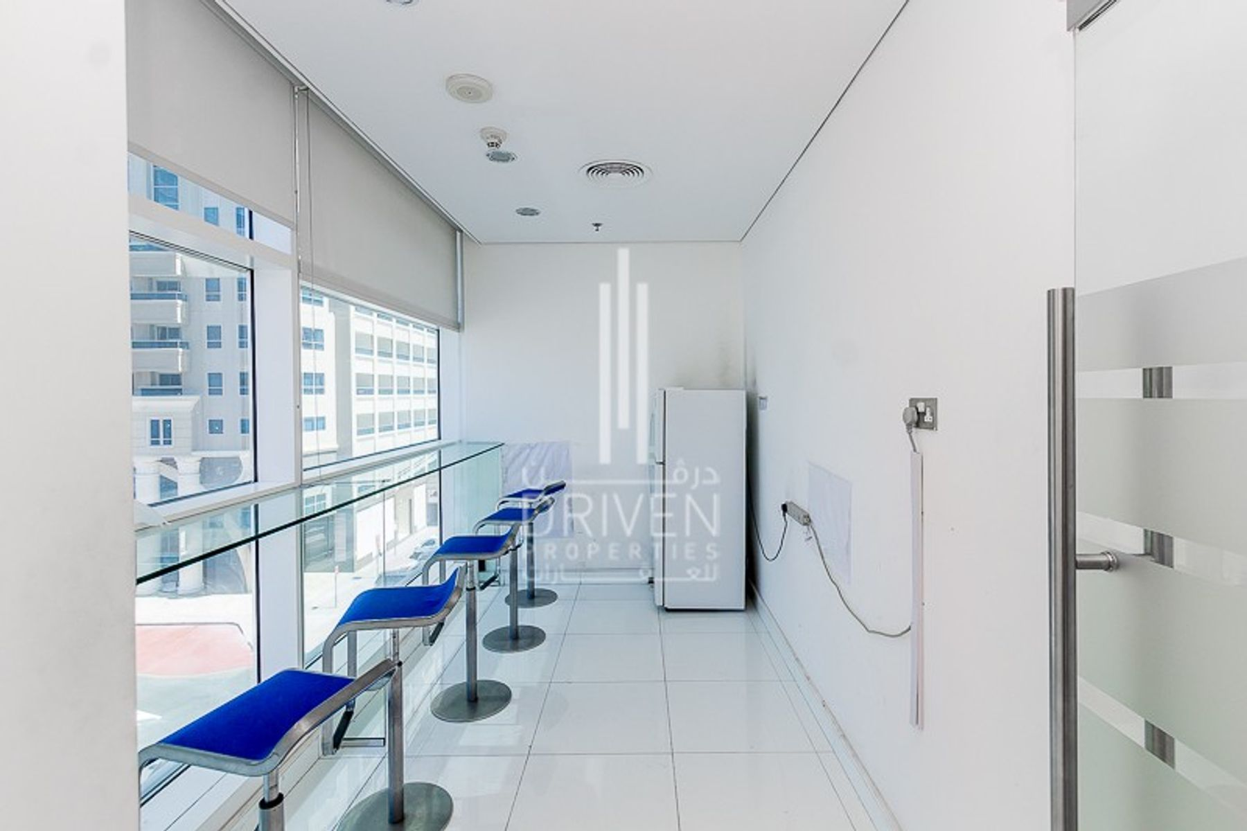 For Rent Fitted Office l Reef Tower, JLT
