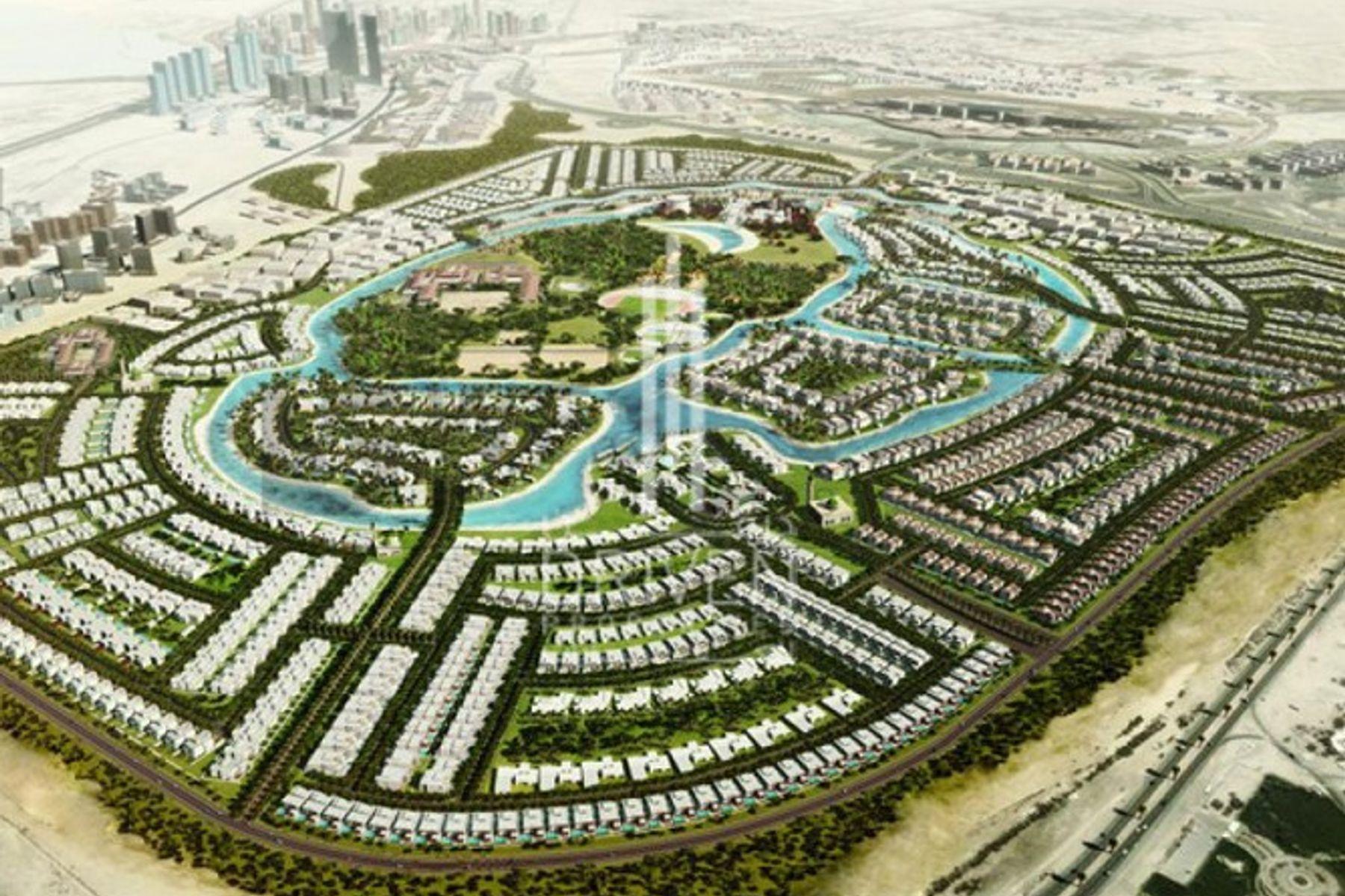 للبيع - أرض متعددة الاستخدامات - هارتلاند غرينز - مدينة الشيخ محمد بن راشد