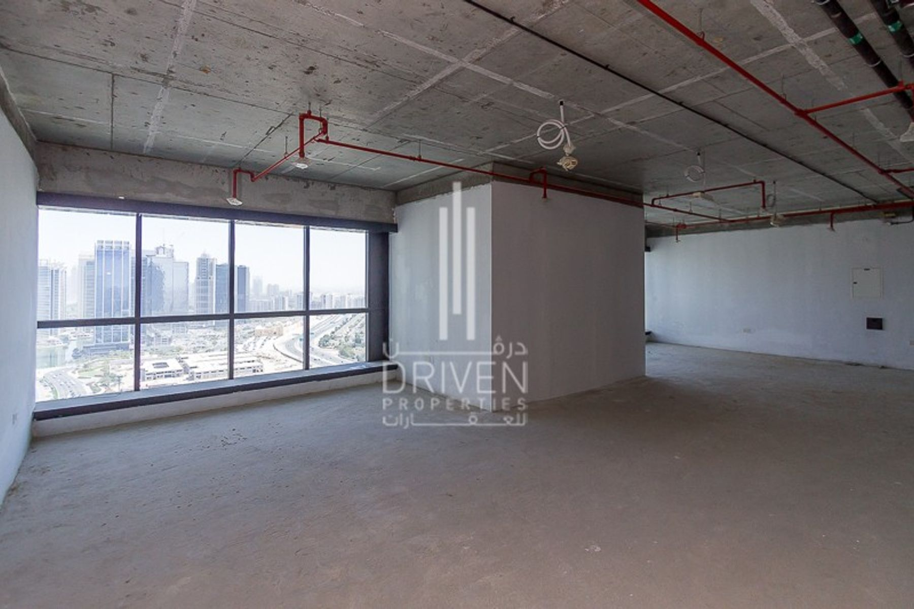 Huge Layout Shell and Core Office in JLT