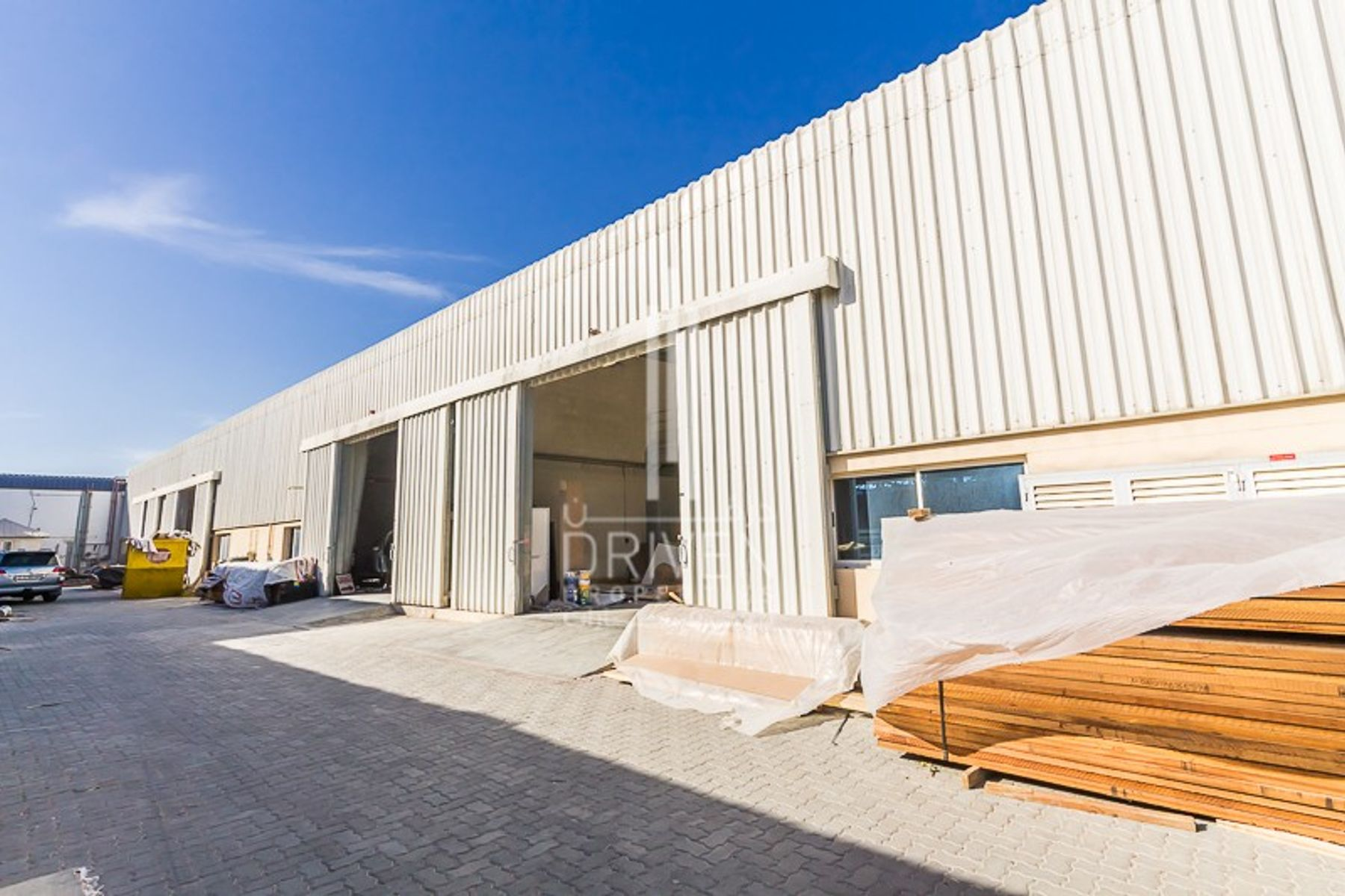 Commercial Purpose |  Al Quoz 3 100 kw