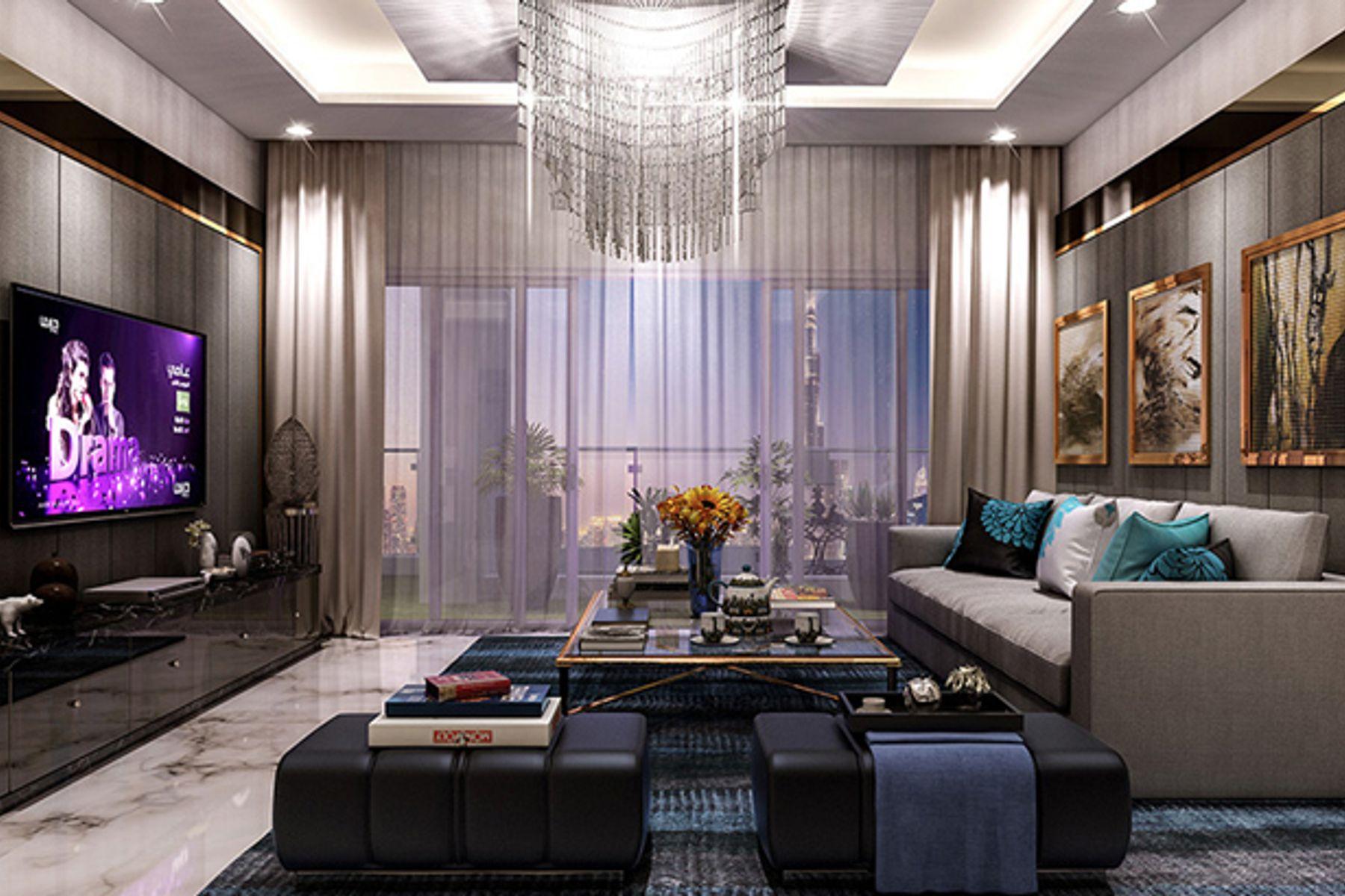 386 قدم مربع  شقة فندقية - للبيع - الفرجان