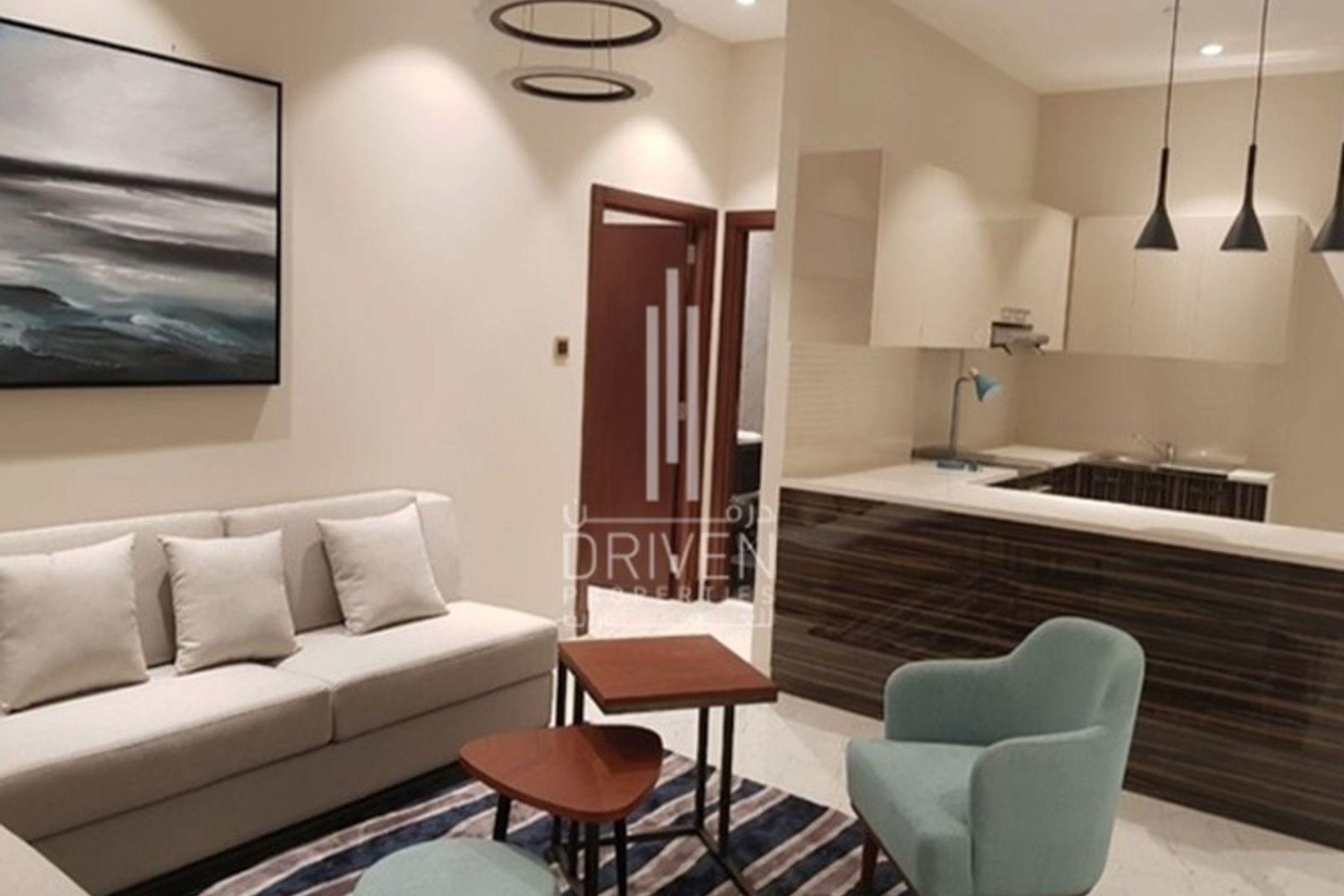 Studio for Sale in MAG Eye - Mohammed Bin Rashid City