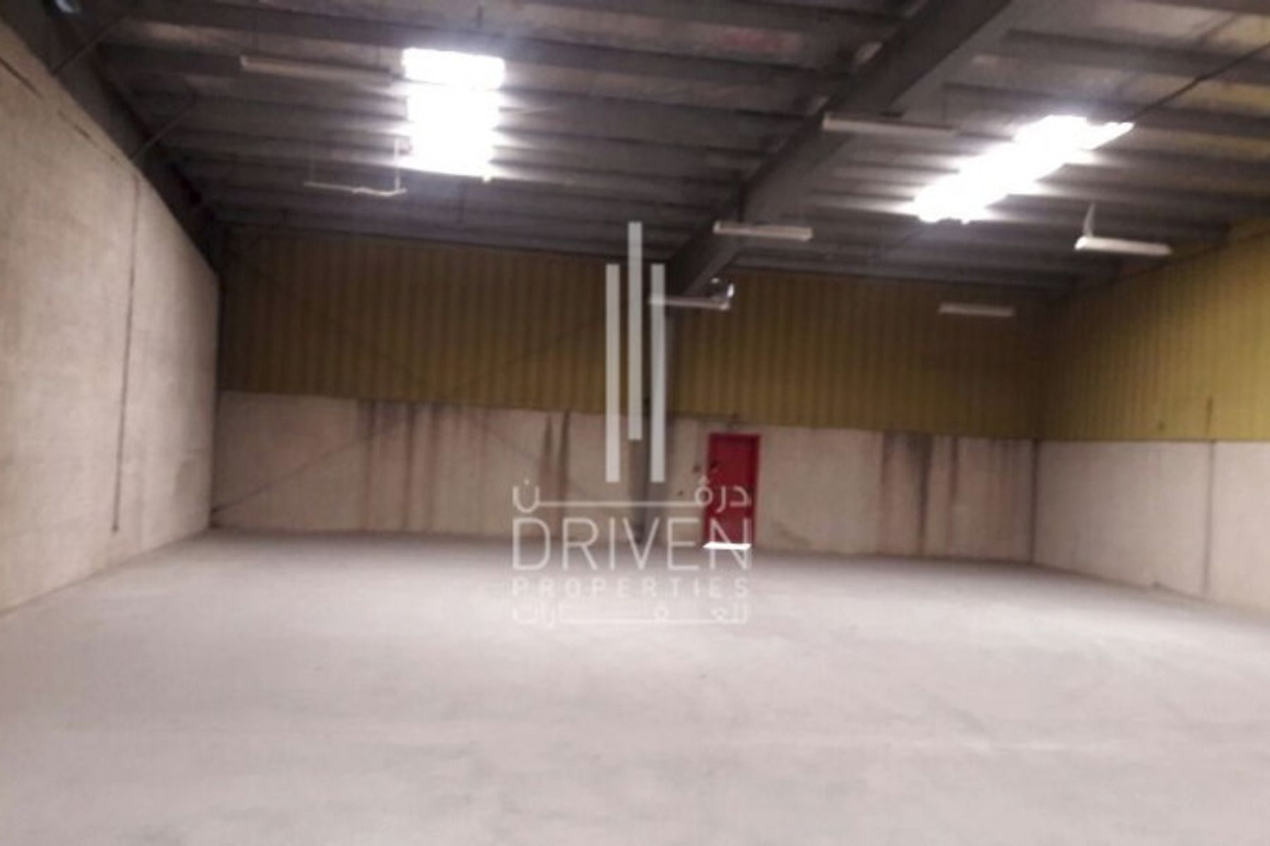 Commercial warehouse Vacant in Al Quoz 3
