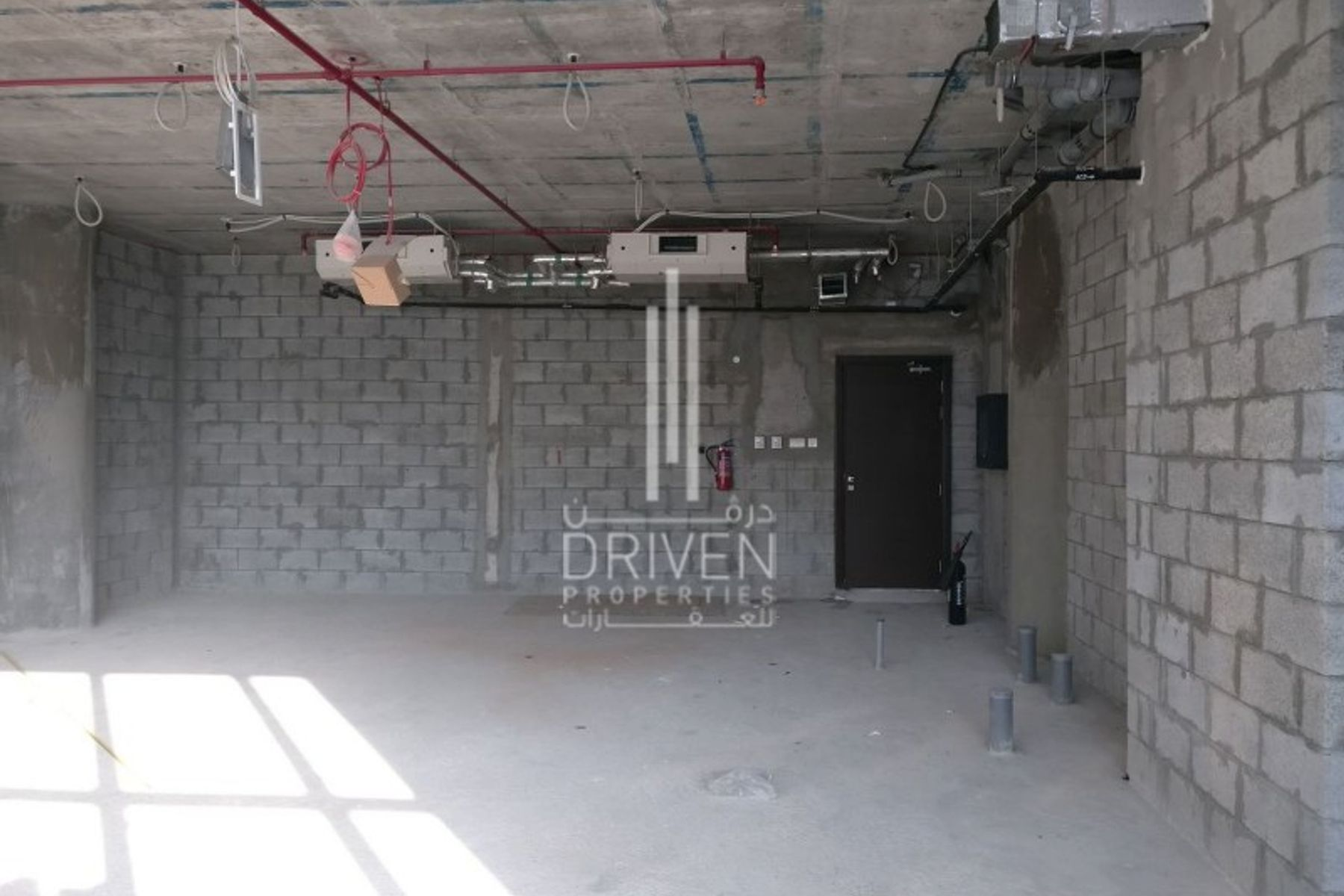 High Floor | Shell And Core Office Space