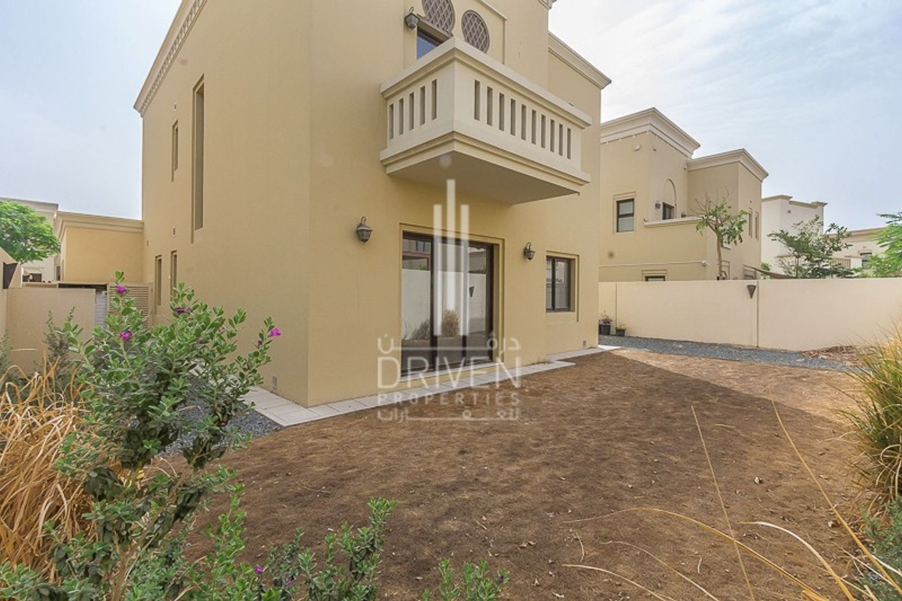 Very Rare Moroccan-styled 4Bedroom Villa