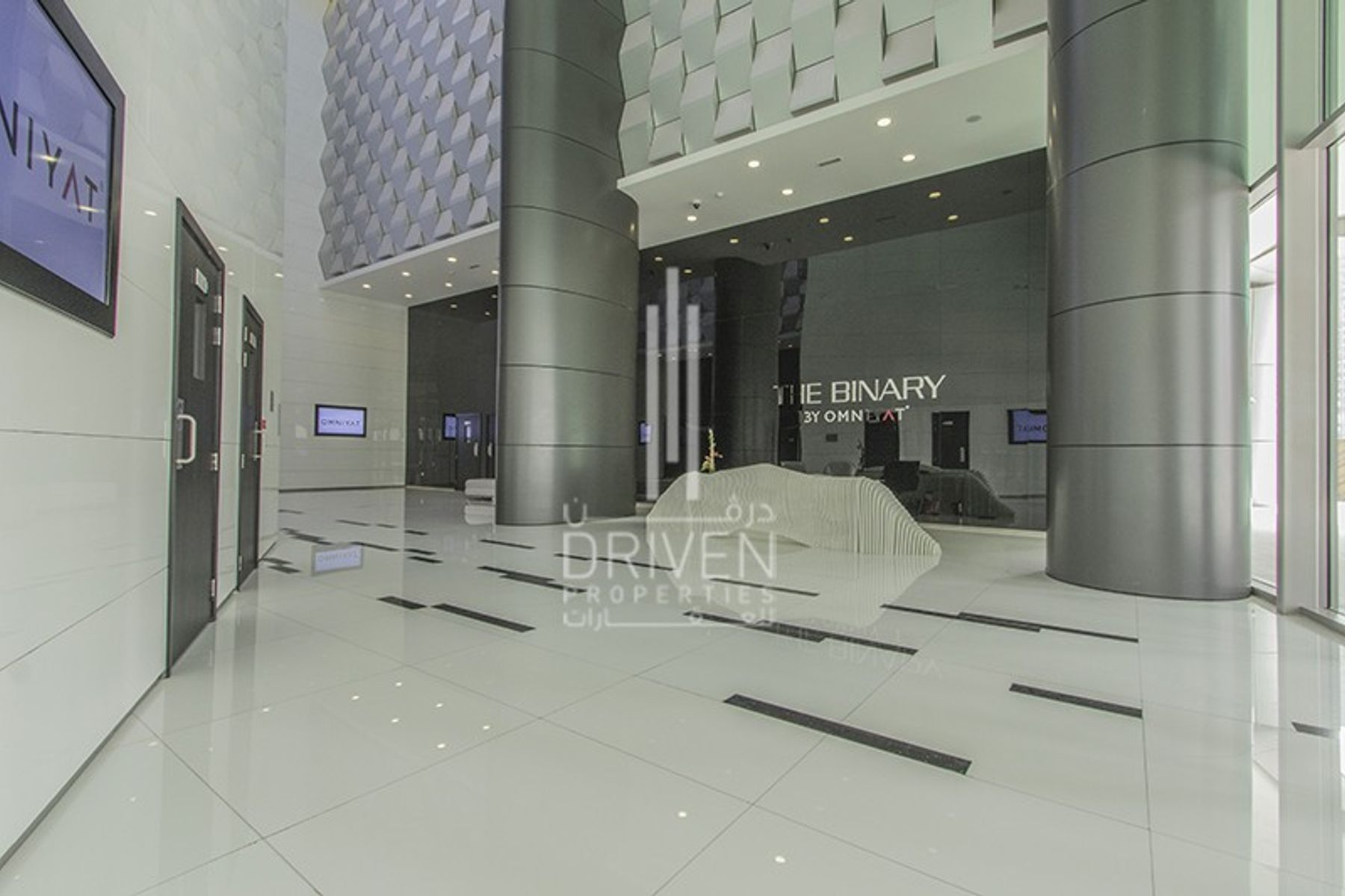 Retail for Sale in The Binary Tower - Business Bay