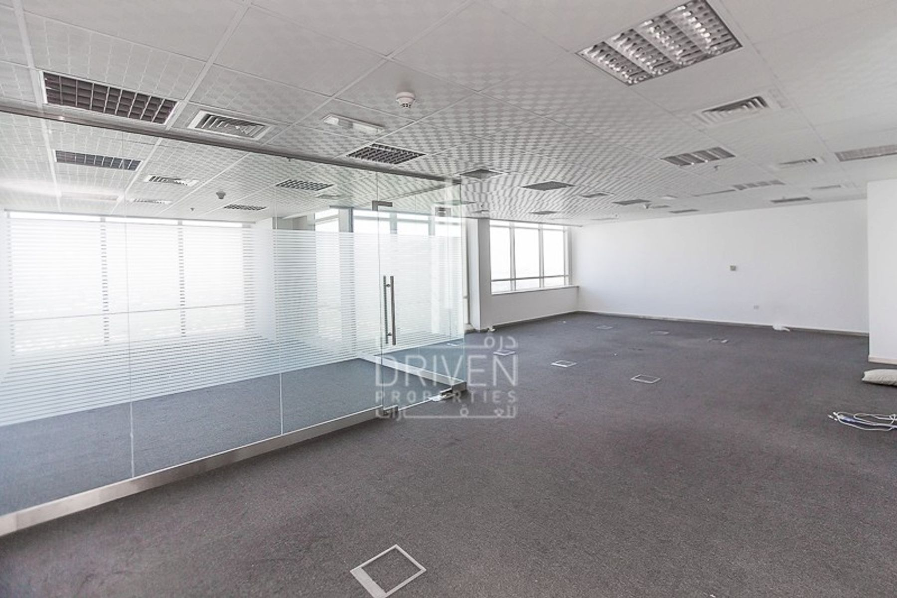 Newly Renovated Large Office Space | JLT