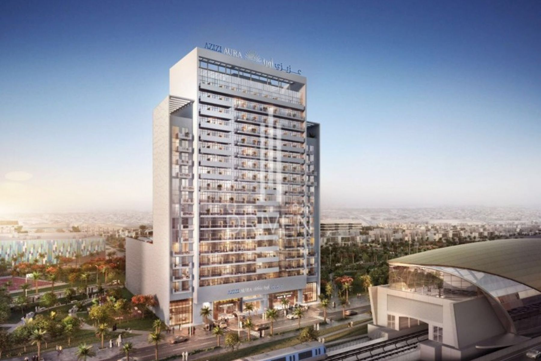 Apartment for Sale in Azizi Aura - Downtown Jebel Ali