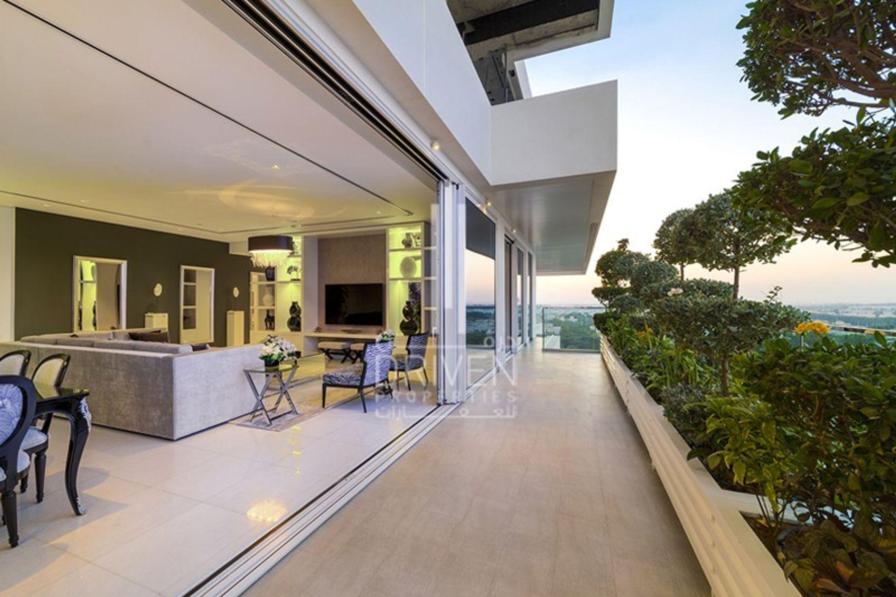 Apartment for Sale in Seventh Heaven - Al Barari