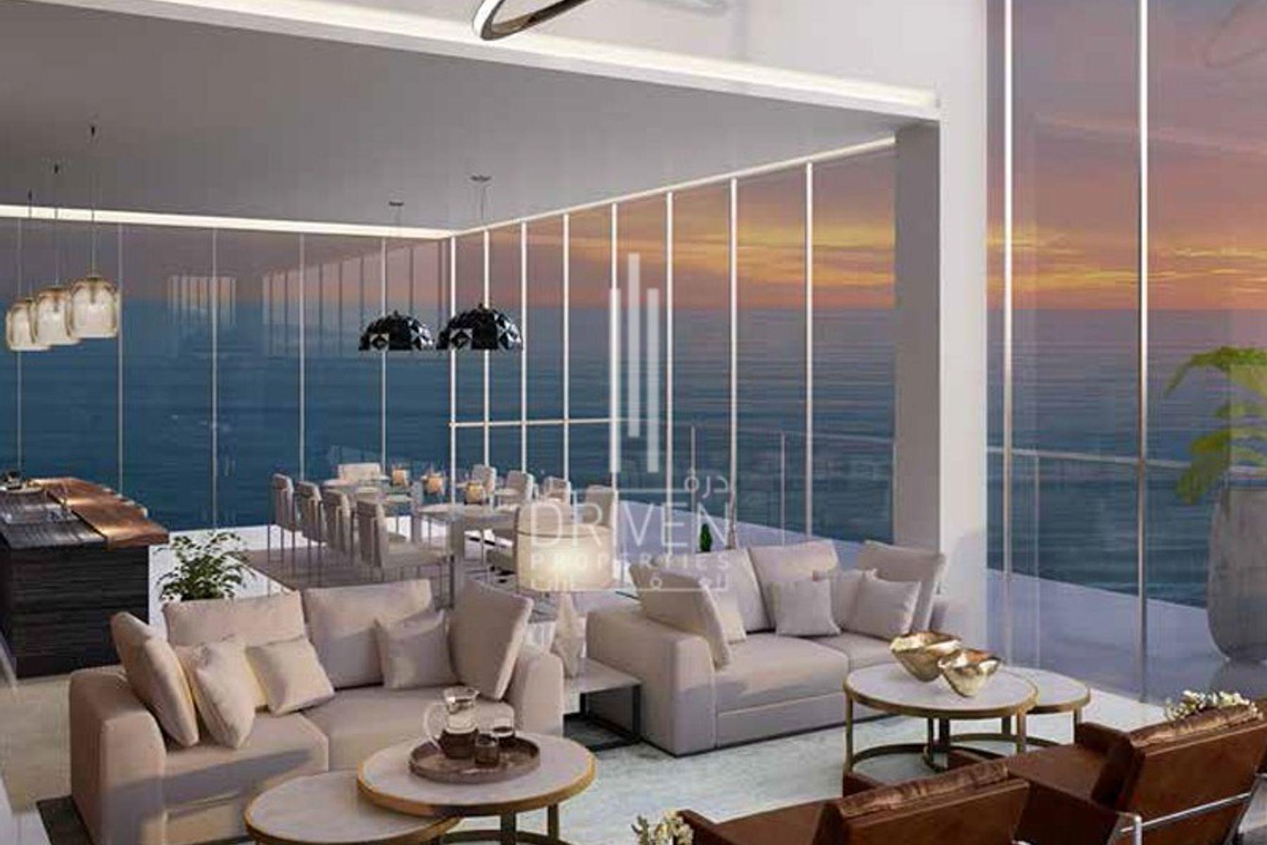 3,776 قدم مربع  شقة - للبيع - مساكن شاطئ الجميرا
