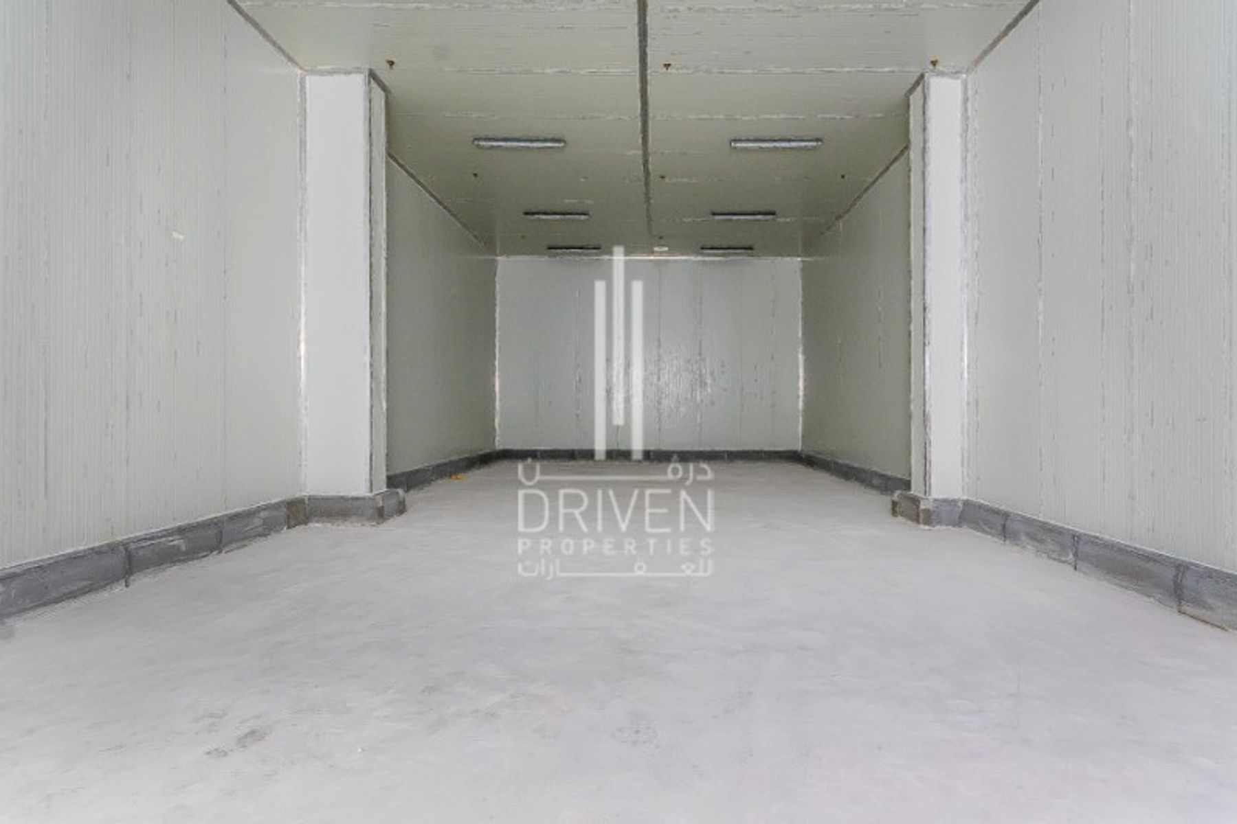 Cold Storage Warehouse | Ready to move in