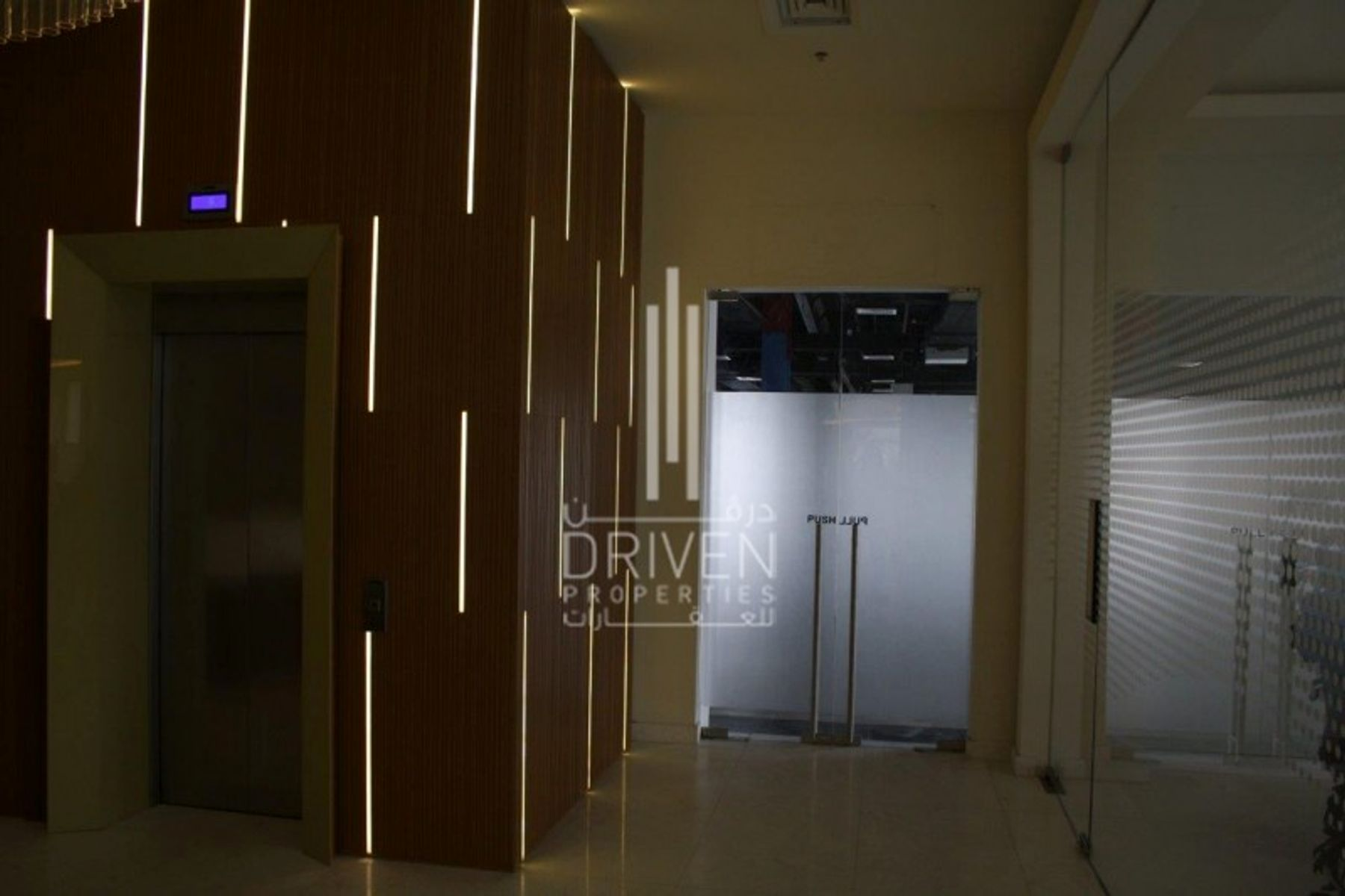 Unfurnished and Spacious Office for Rent