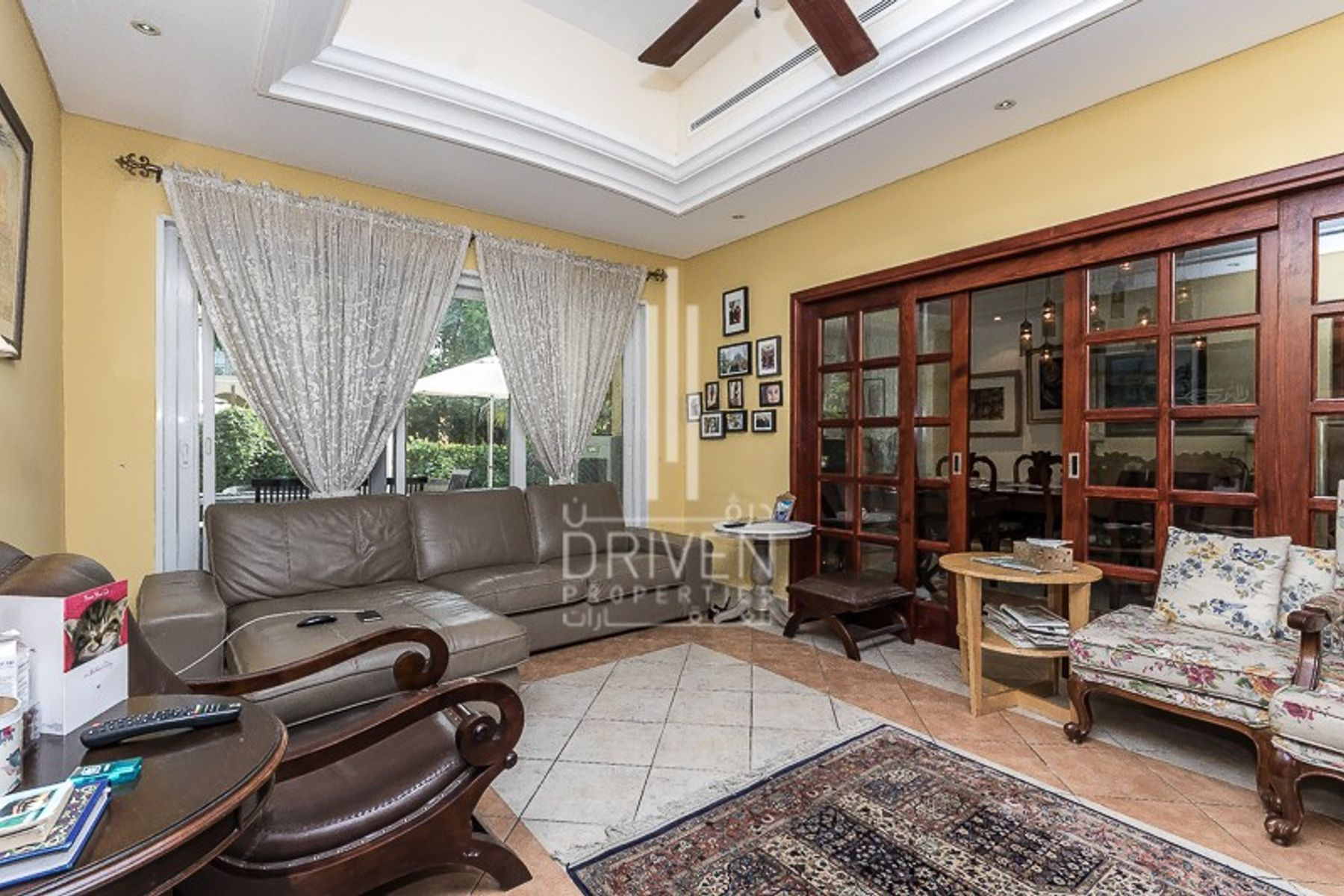 Great location/Upgraded 5BR Family villa