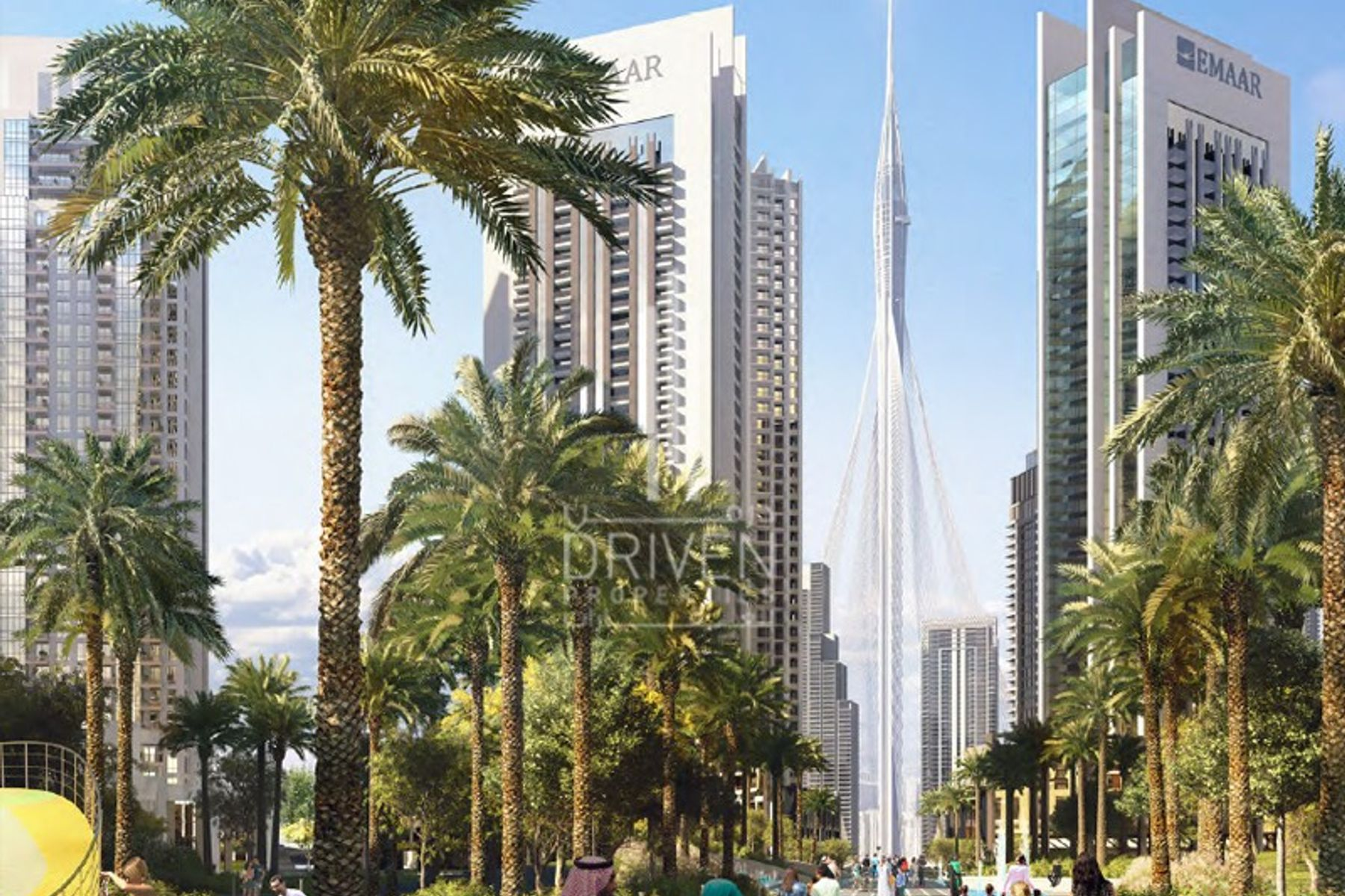 Apartment for Sale in Creek Gate - Dubai Creek Harbour