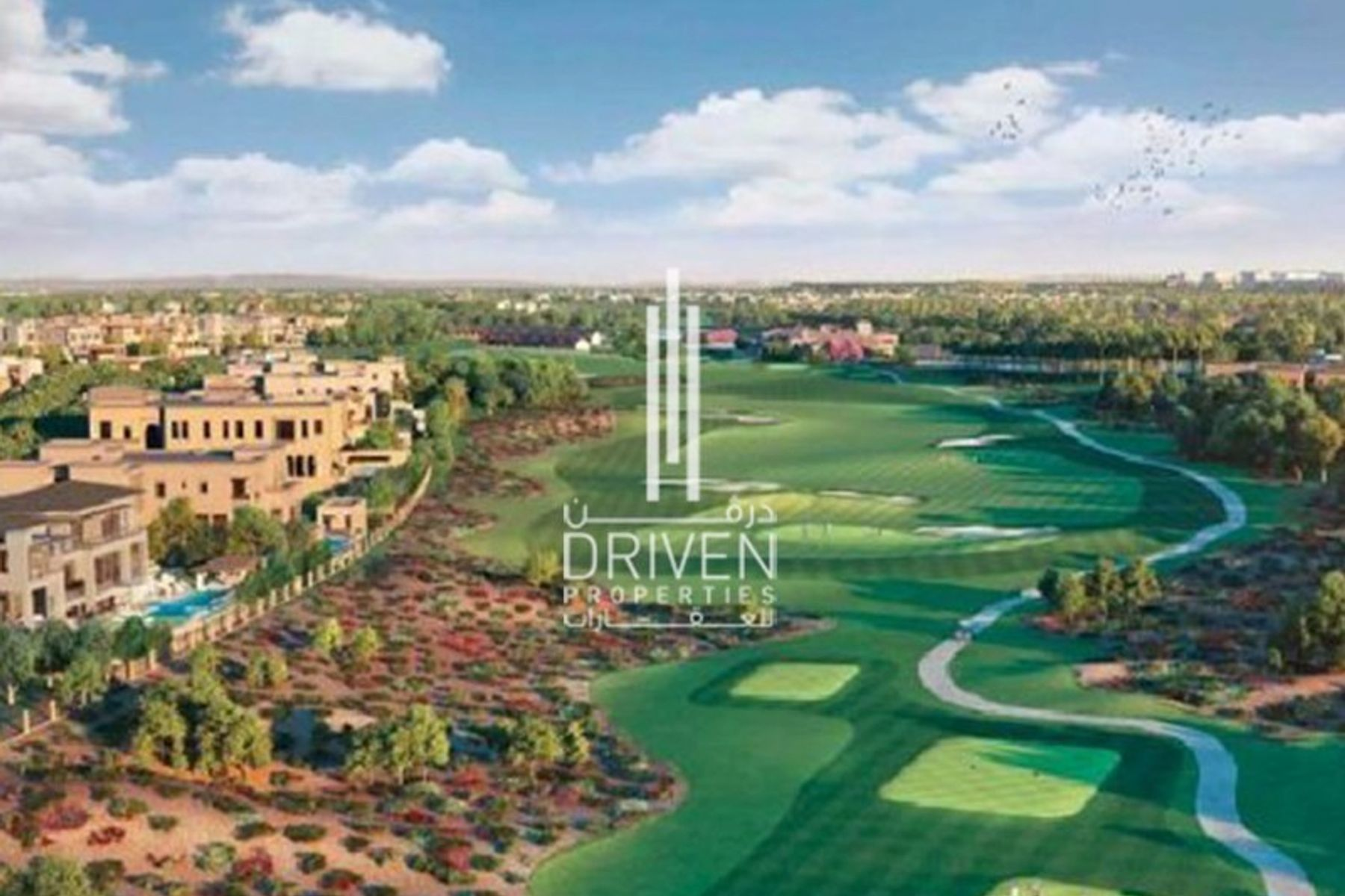 FULL PANORAMIC GOLF VIEW | 7 BEDS VILLA