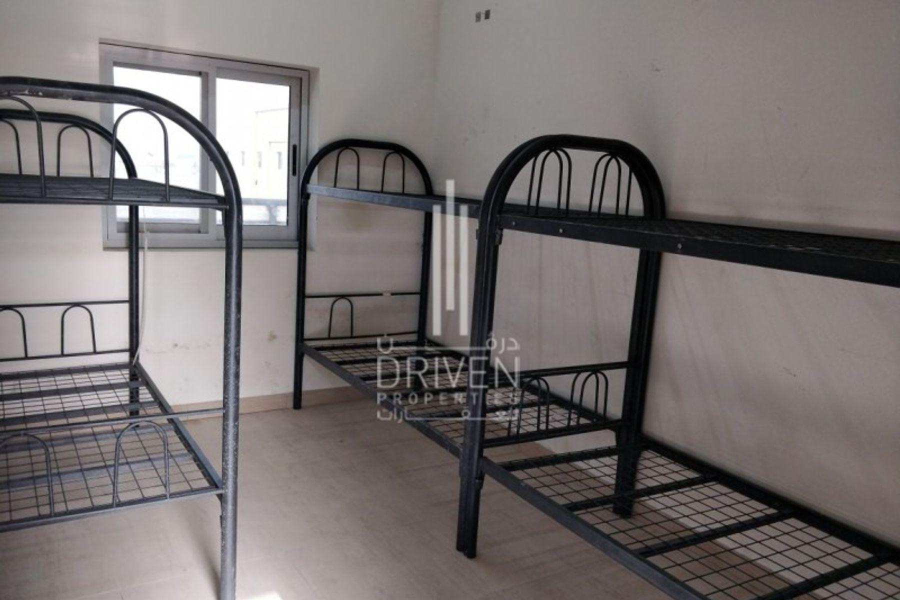 Labour camp for Rent in Al Khail Gate - Al Quoz