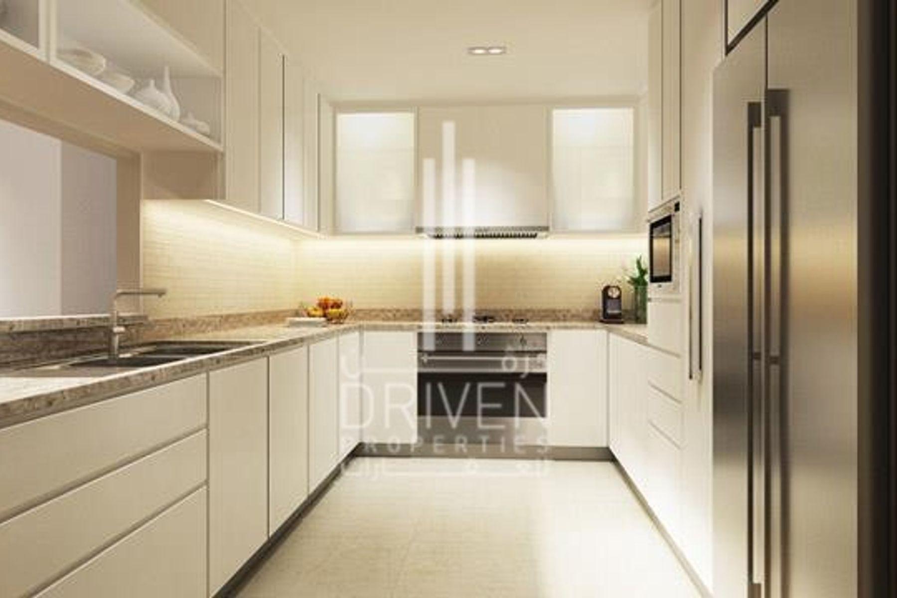 للبيع - شقة - داون تاون فيوز - دبي وسط المدينة