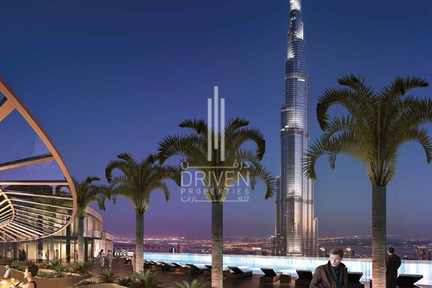 Apartment for Sale in The Address Sky View Sky Collection Tower 1 - Downtown Dubai