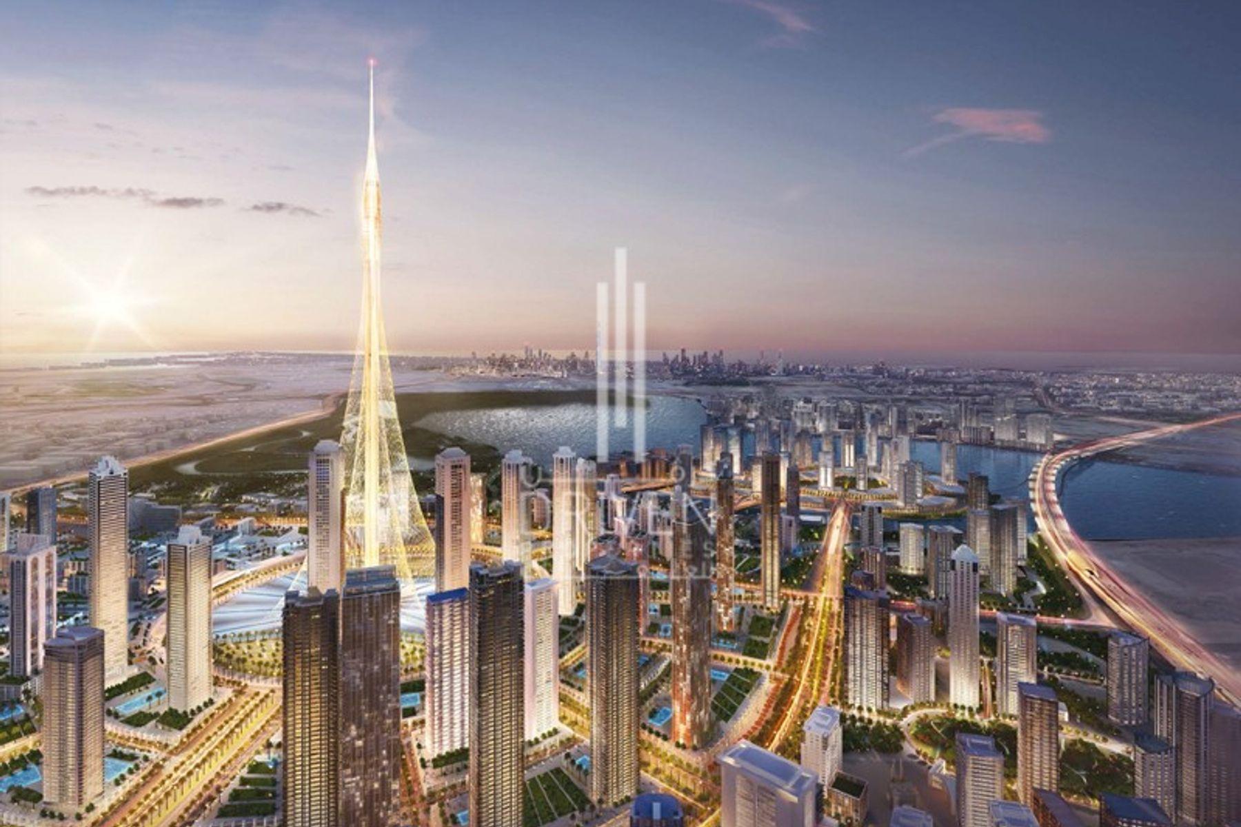 Apartment for Sale in Dubai Creek Residence Tower 2 South, Dubai Creek Harbour