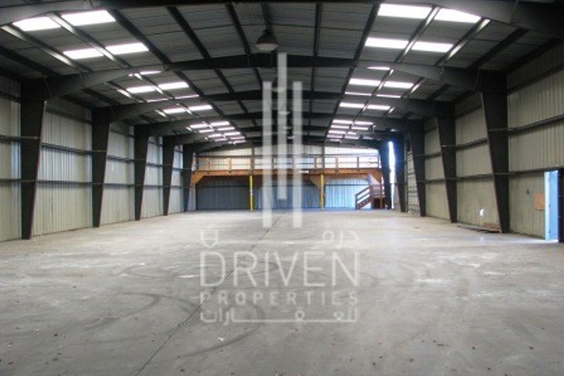 VACANT SPACIOUS WAREHOUSE IN JAFSA SOUTH