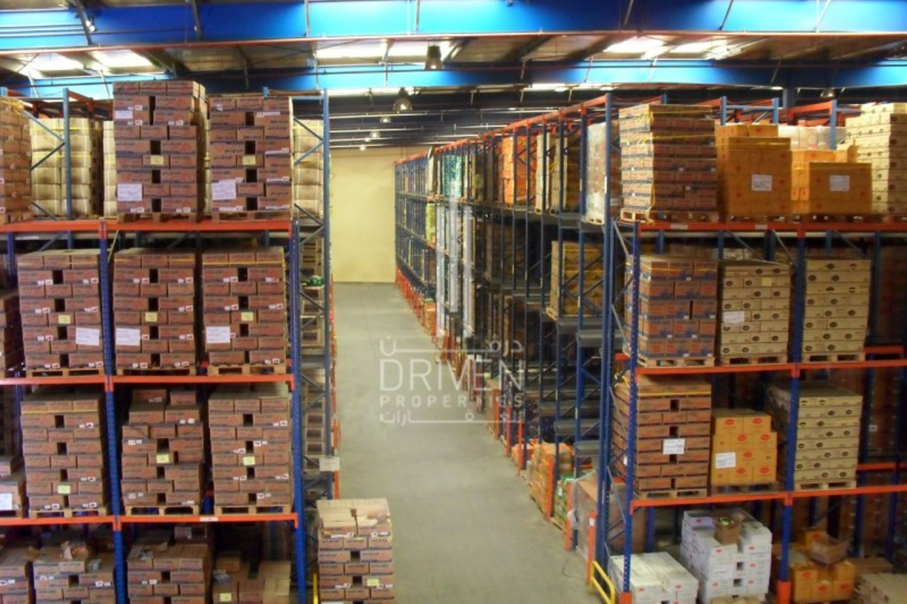 Spacious and Fully Insulated Warehouse in Al Qouz
