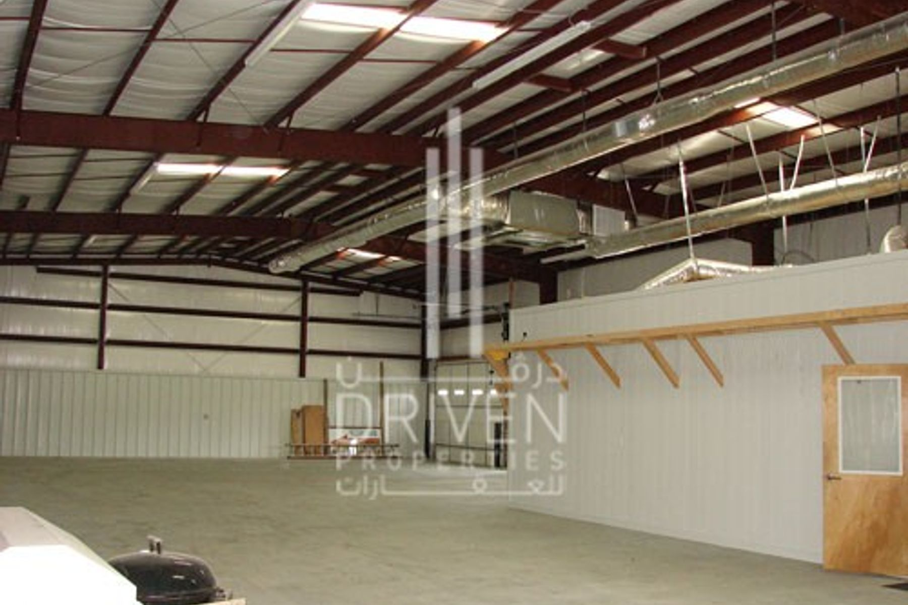 Warehouse for Rent in RAS - Umm Ramool