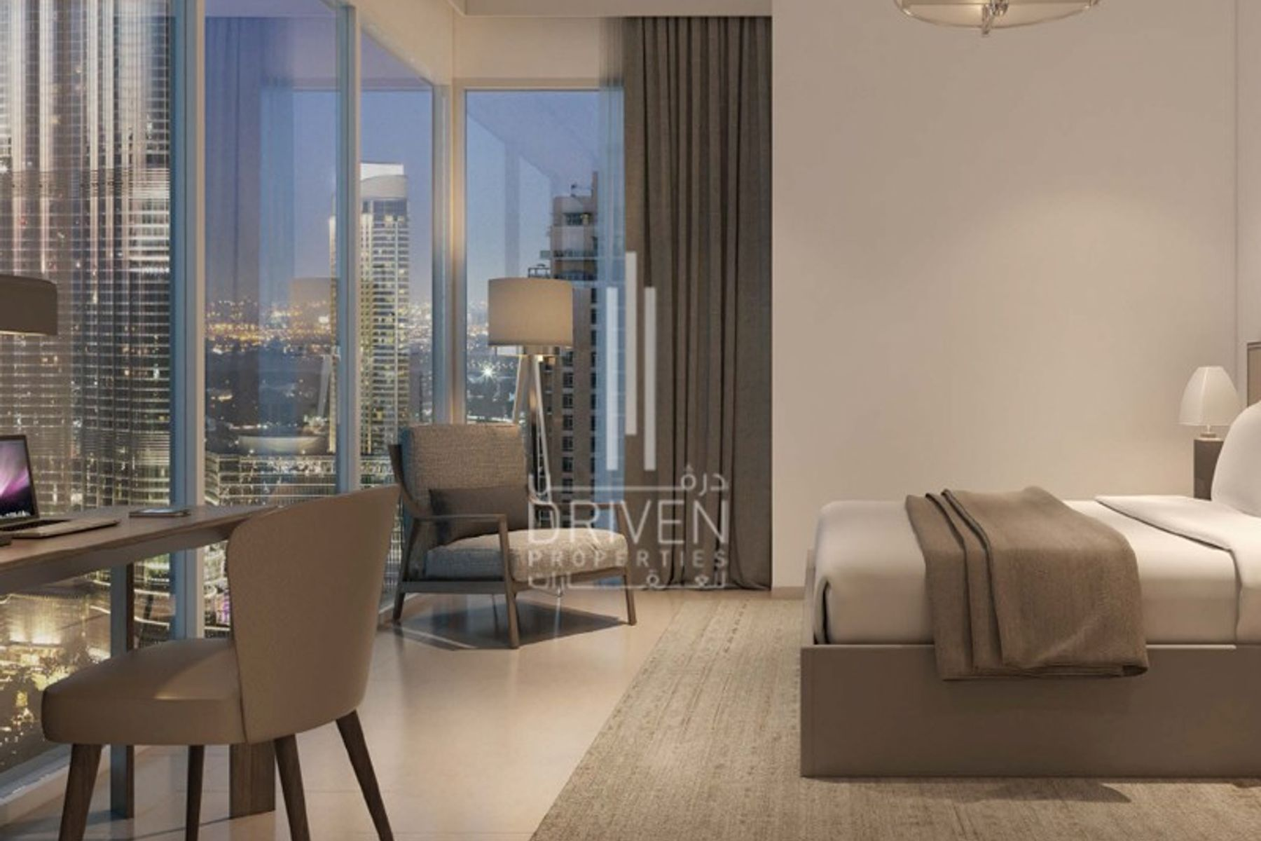 Apartment for Sale in Act One   Act Two towers - Downtown Dubai