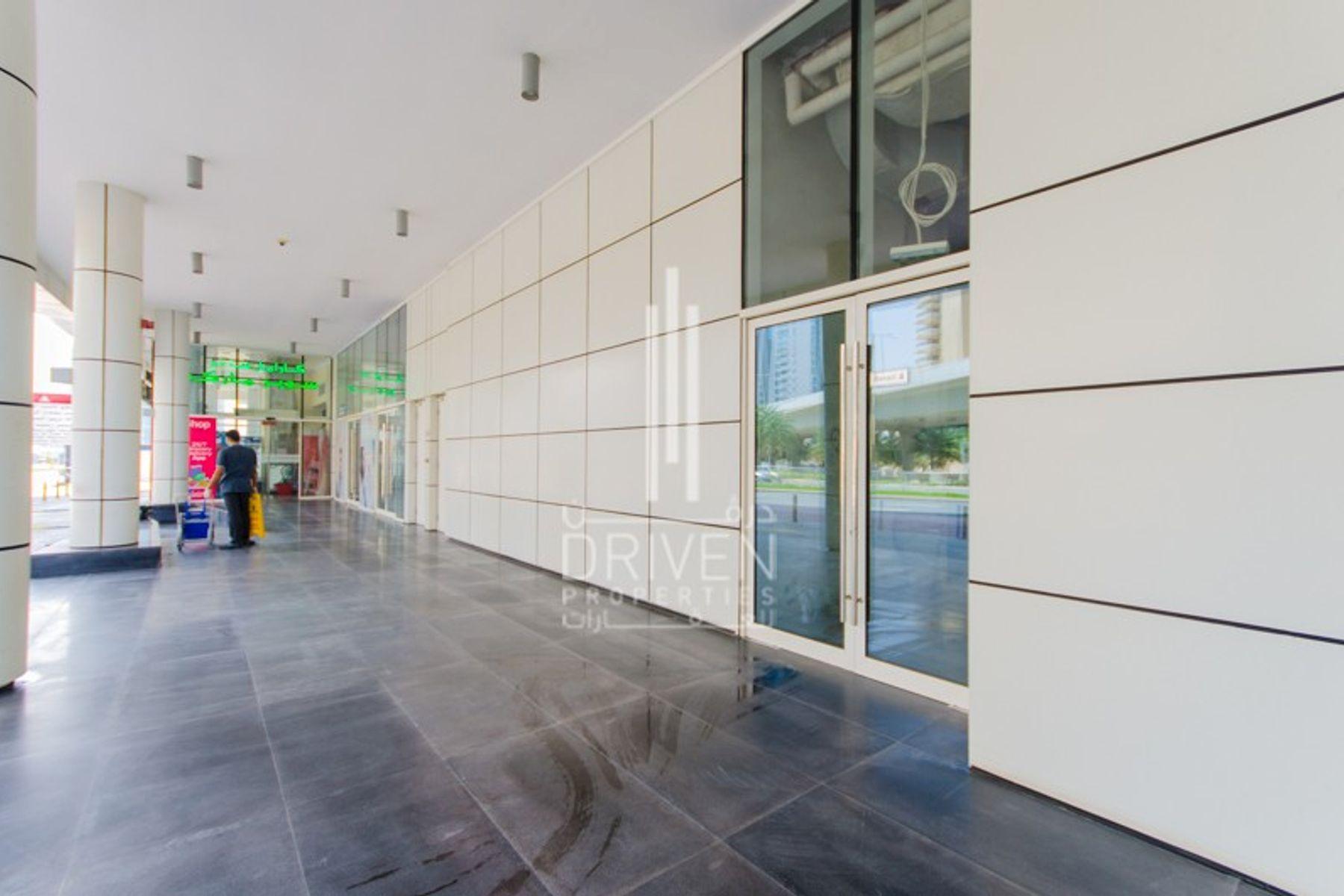 Retail for Rent in Botanica Tower - Dubai Marina