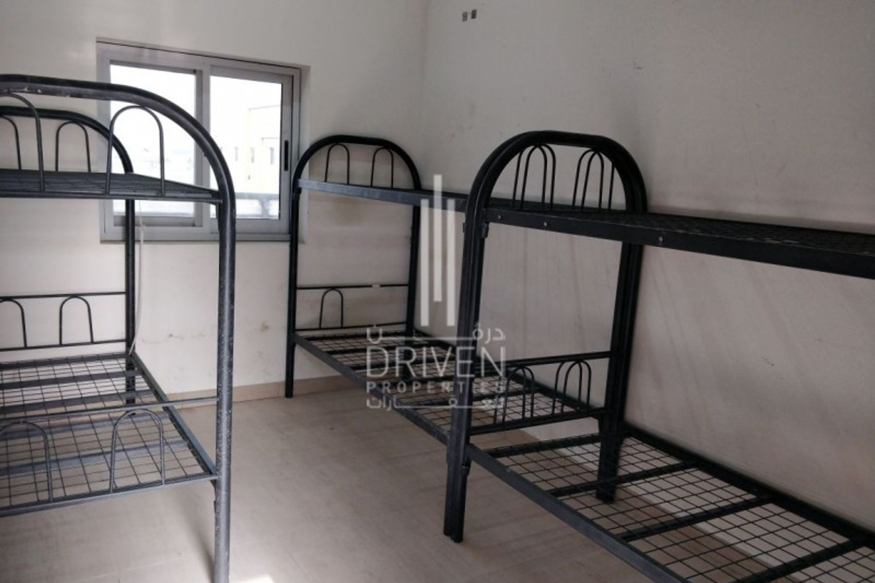 للايجار - مخيم عمال - شمال المنطقة الحرة - جبل علي