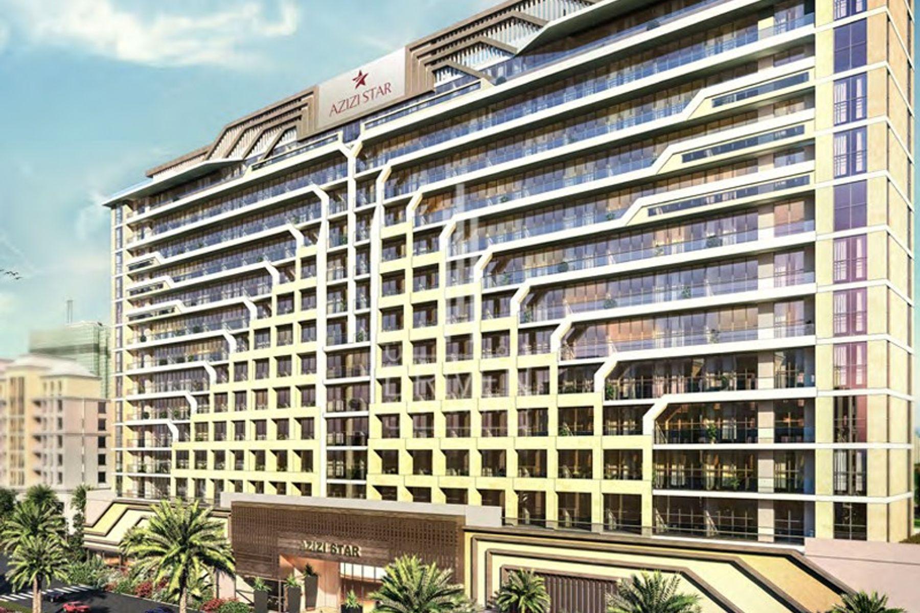 Apartment for Sale in Azizi Star, Al Furjan