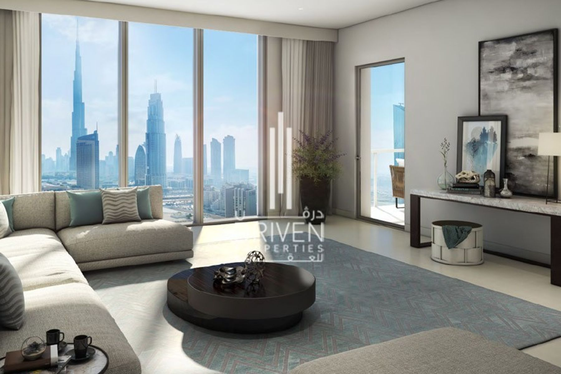 Apartment for Sale in Downtown Views, Downtown Dubai
