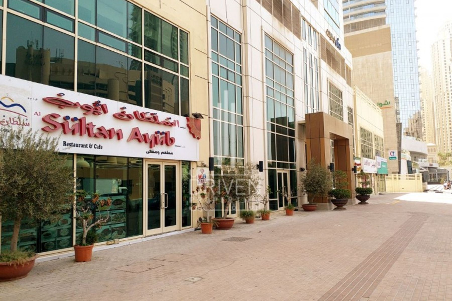Retail for Rent in The Royal Oceanic, Dubai Marina