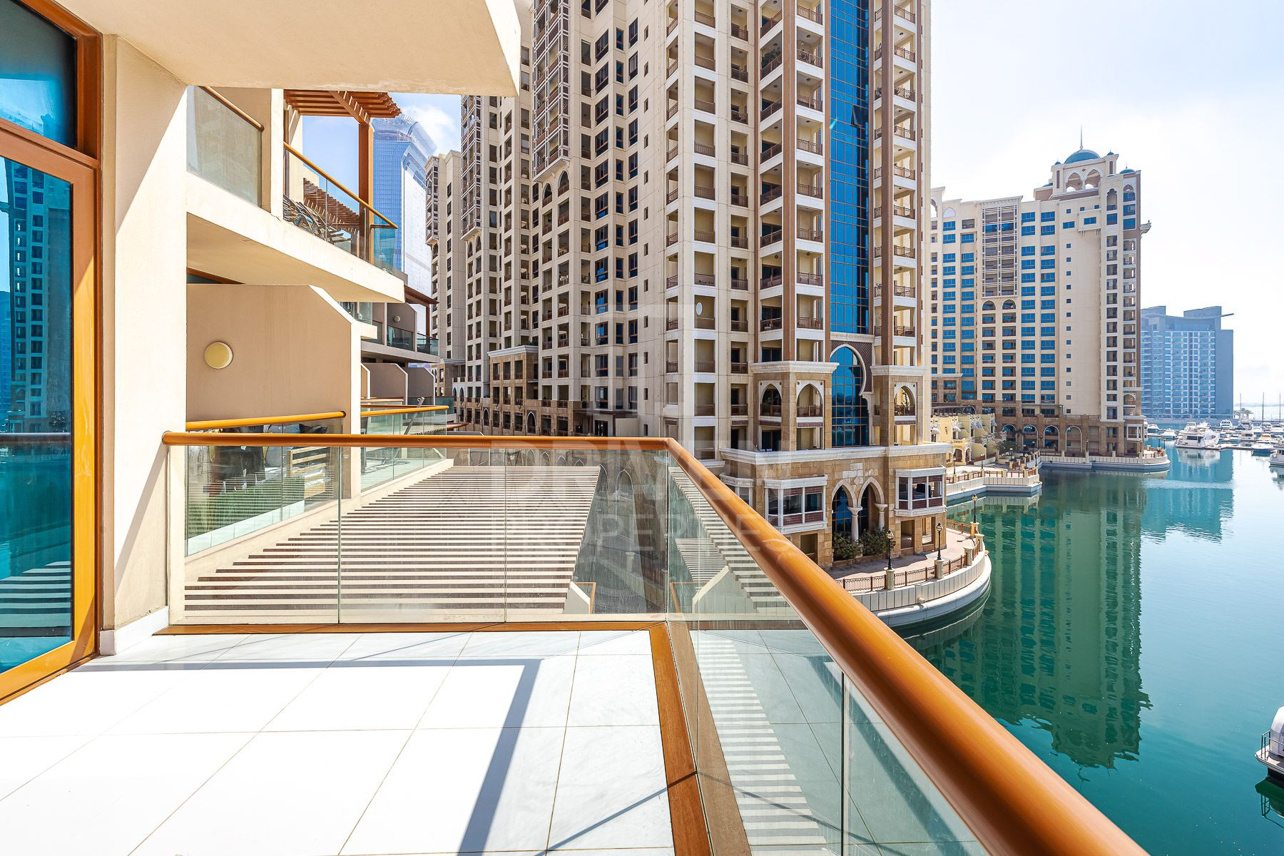 Studio for Rent in Palm Views West - Palm Jumeirah